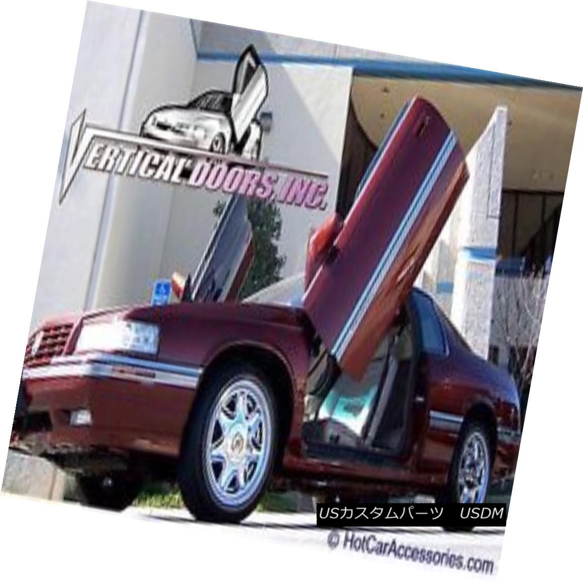 ガルウィングキット Cadillac Eldorado 1992-2002 Vertical Doors Door Kit -$125.00 REBATE! Cadillac Eldorado 1992-2002垂直ドア用ドアキット - $ 125.00 REBATE!