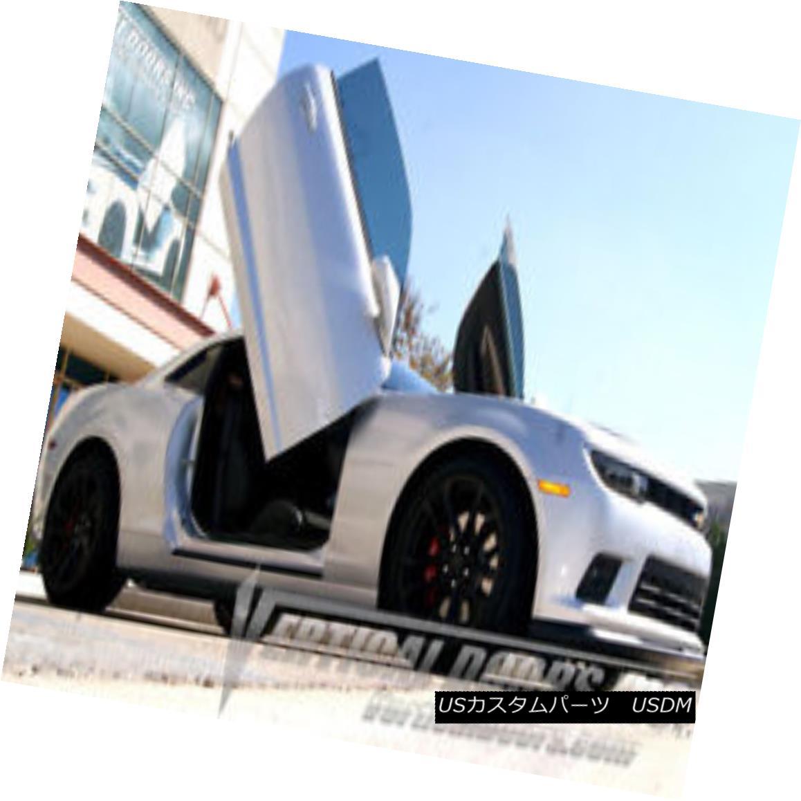 ガルウィングキット Chevrolet Chevy Camaro 10-15 Vertical Lambo Doors Kit Hinges Vertical Doors Inc Chevrolet Chevy Camaro 10-15垂直Lamboドアキットヒンジ垂直ドアInc