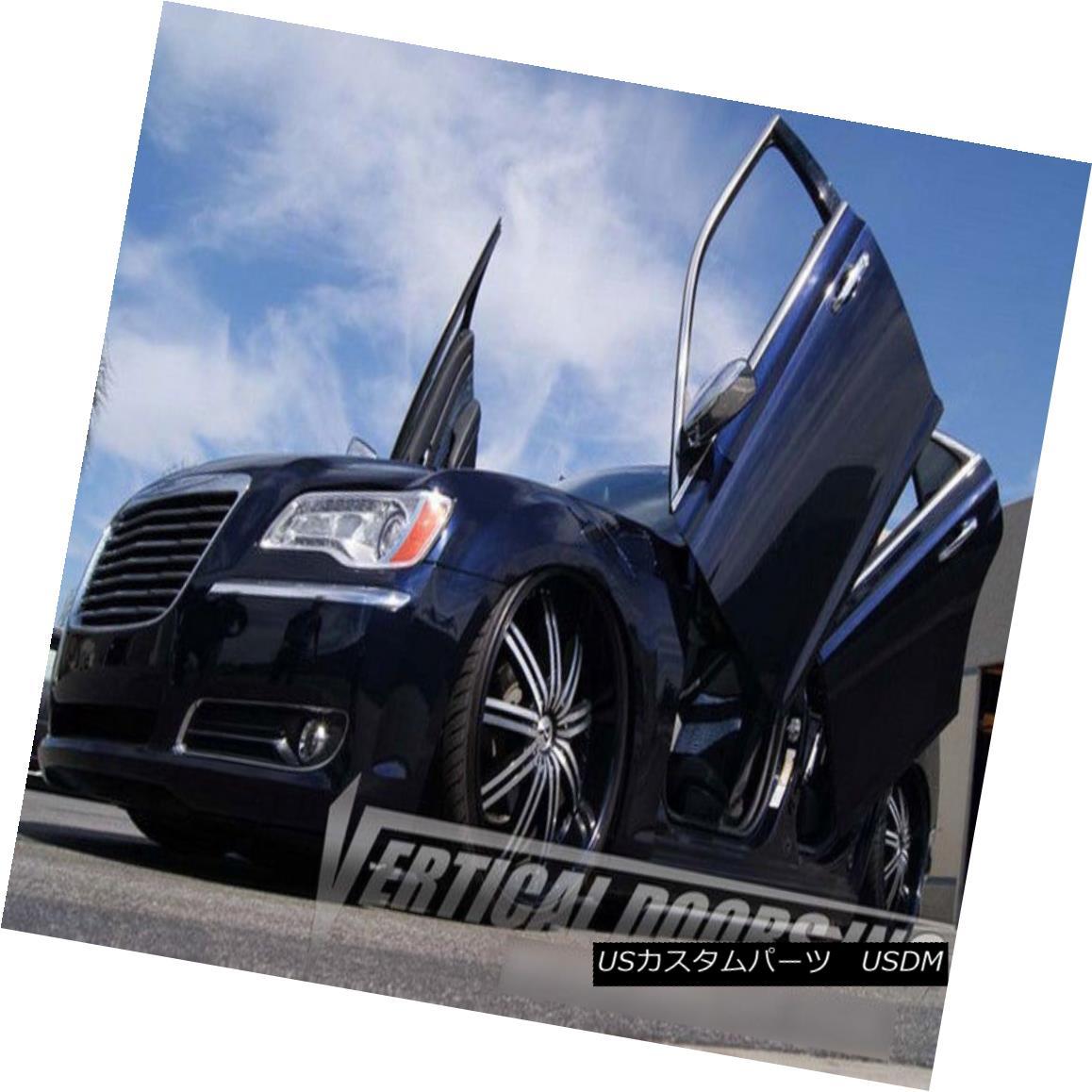 ガルウィングキット Vertical Doors Inc. Bolt-On Lambo Kit for Chrysler 300 11-UP Rear Vertical Doors Inc.クライスラー300 11-UPリア用Bolt-On Lamboキット