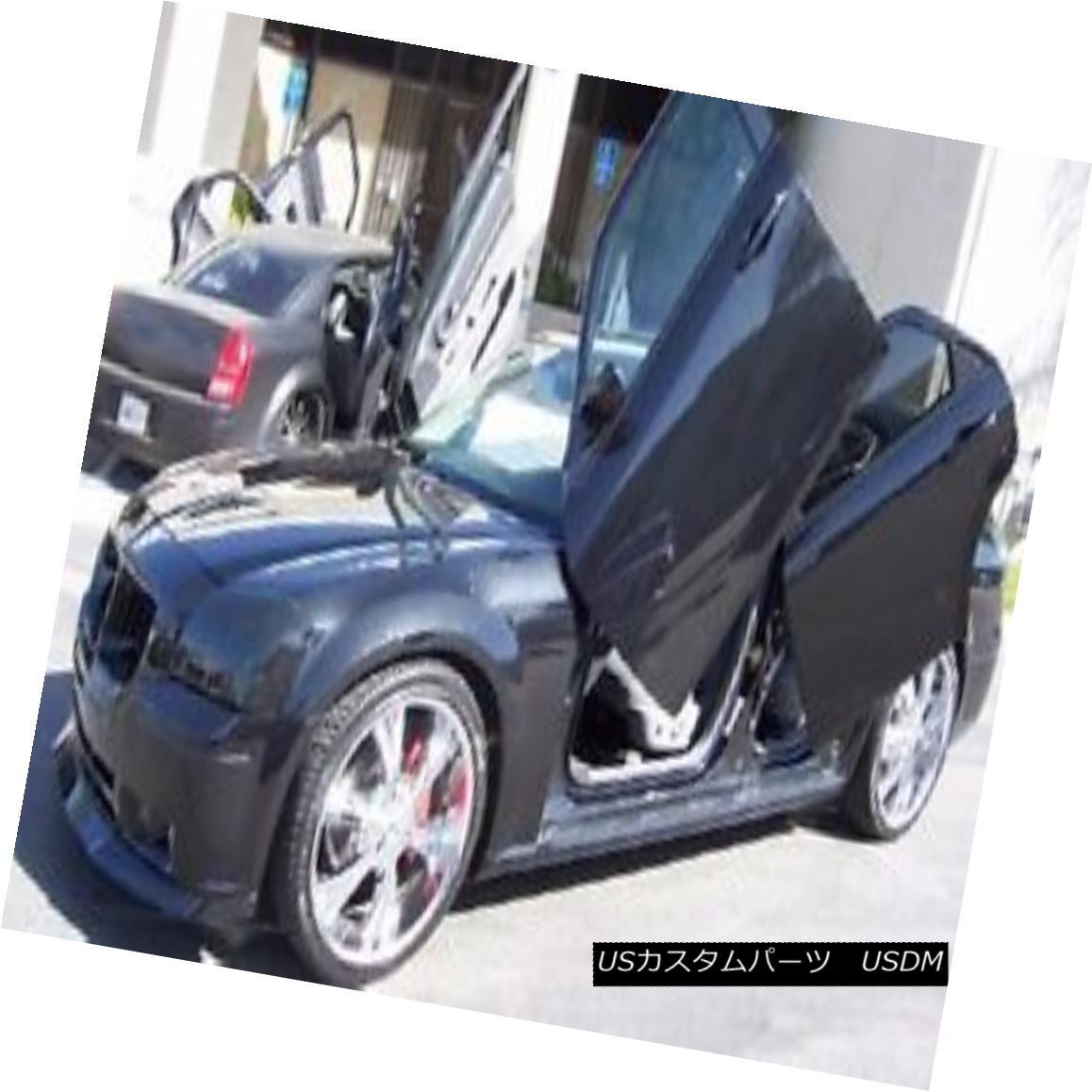 ガルウィングキット Dodge Magnum 2004-2008 REAR vertical doors inc bolt on lambo door kit IN STOCK ダッジ・マグナム2004-2008 REAR垂直ドアインボボルト・ランボ・ドア・キットIN STOCK