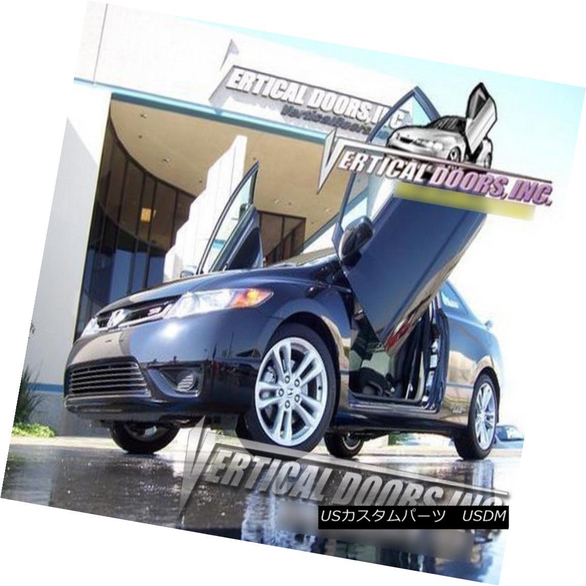ガルウィングキット Honda Accord 94-97 4DR Vertical Doors Inc Lambo Door Kit VDI Bolt On Best Offer Honda Accord 94-97 4DR Vertical Doors Inc LamboドアキットVDI Bolt On Best Offer