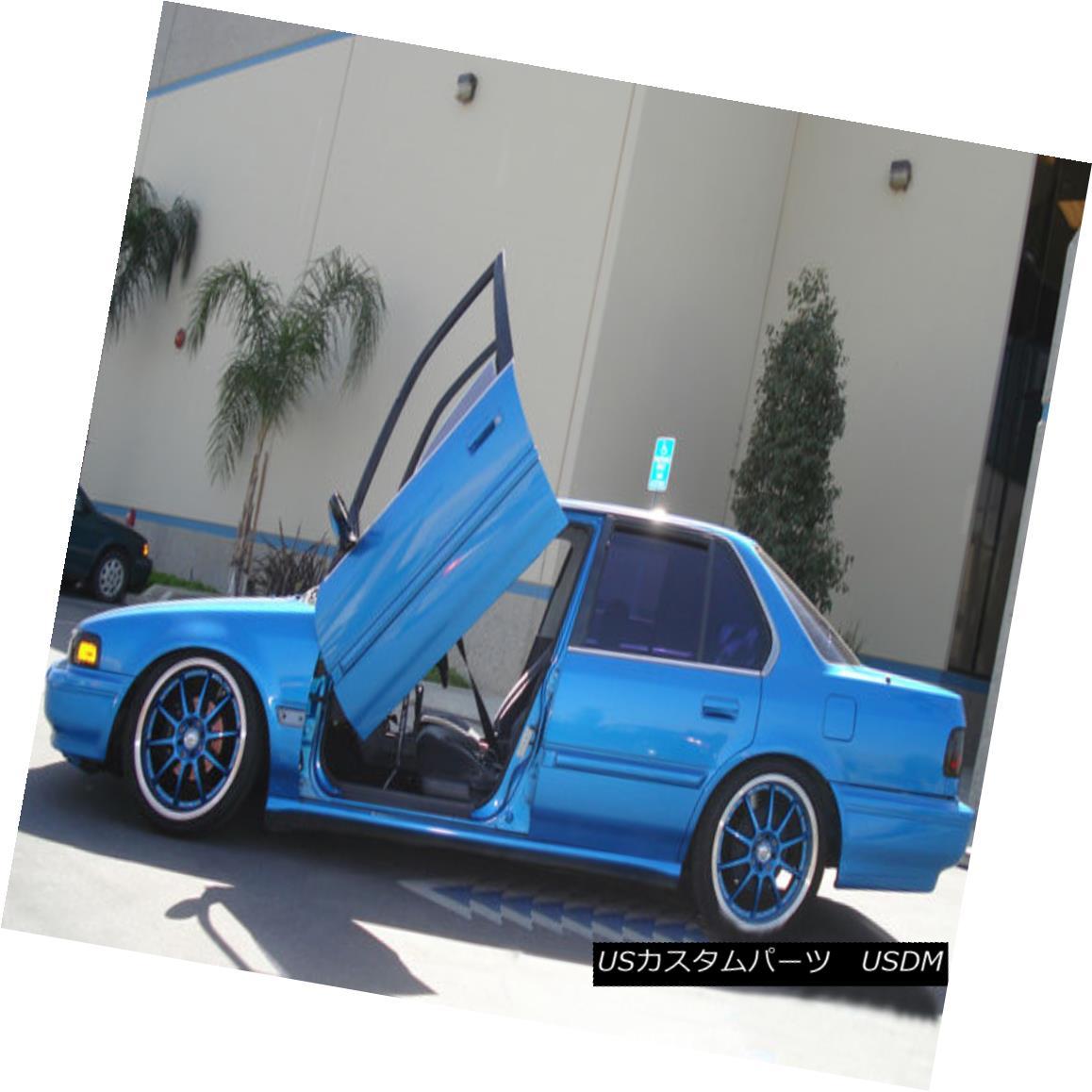 ガルウィングキット Direct Bolt On Vertical Lambo Doors Hinges Kit With Warranty VDCHA9093 VDCHA9093保証付きのランボルギーニドアヒンジキットの直接ボルト