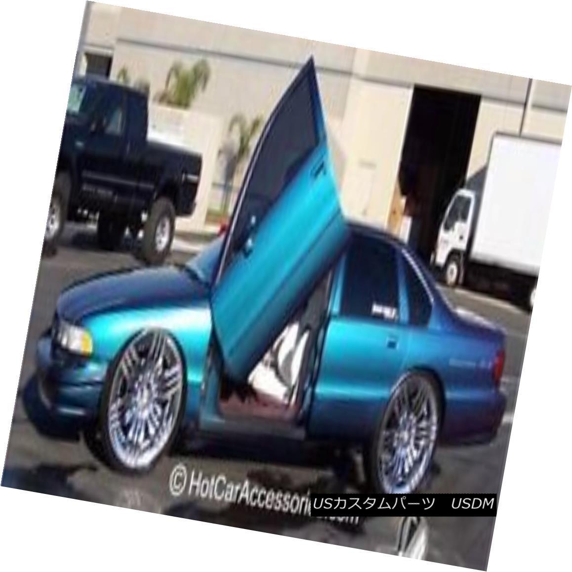 ガルウィングキット Chevy Caprice 1977-1990 Vertical Doors Lambo Door Kit BEST PRICE! Chevy Caprice 1977-1990垂直ドアLambo Door Kitベストプライス!