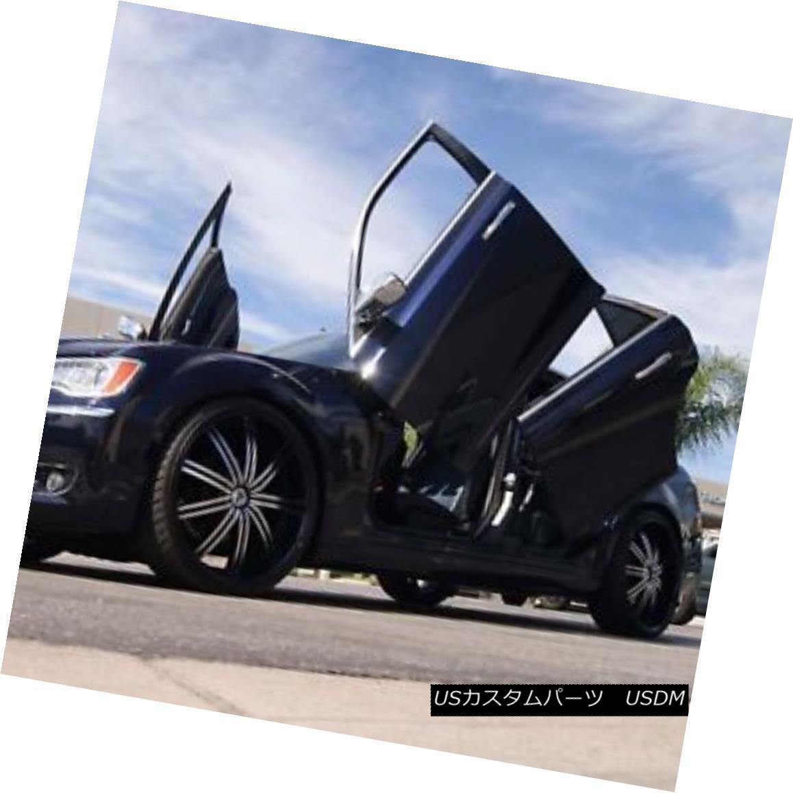 [宅送] ガルウィングキット VDI Chrysler Door 300 Chrysler 2011-2014 USA Rear Door Bolt-On Vertical Lambo Doors 300c USA made VDI Chrysler 300 2011-2014リアドアボルトオン垂直Lamboドア300c USA製, 高浜市:9630f08e --- blacktieclassic.com.au