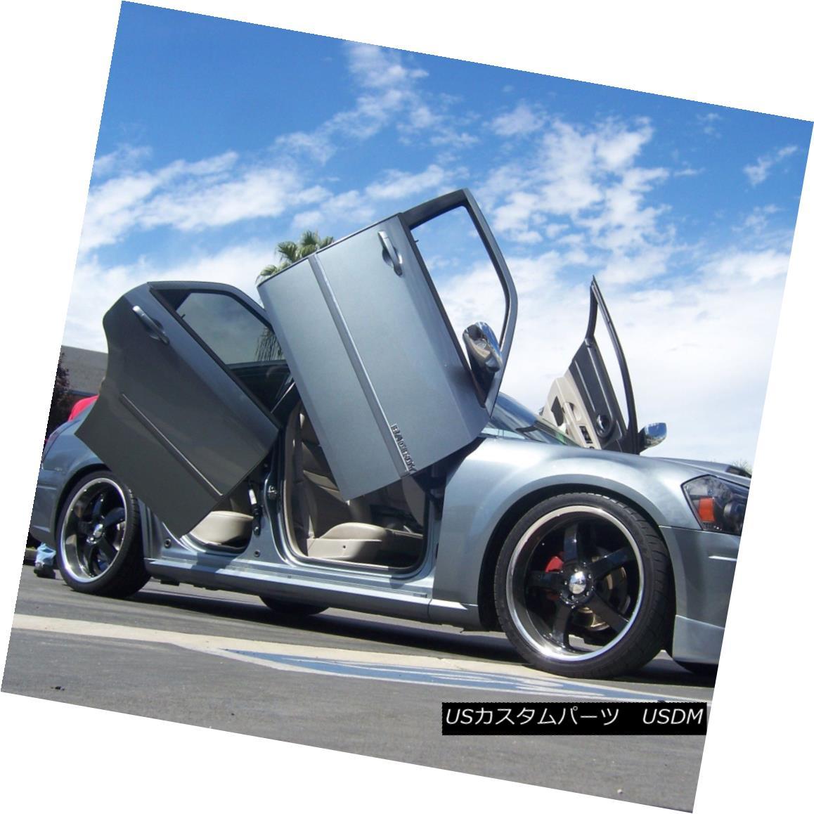 セール特価 ガルウィングキット VDI Dodge Magnum 2004-2008 Magnum Rear Door Bolt-On VDI Vertical VDI Lambo Doors VDI Dodge Magnum 2004-2008リアドアボルトオン式垂直ランボルフト, URBAN RESEARCH/アーバンリサーチ:6d25f889 --- blacktieclassic.com.au