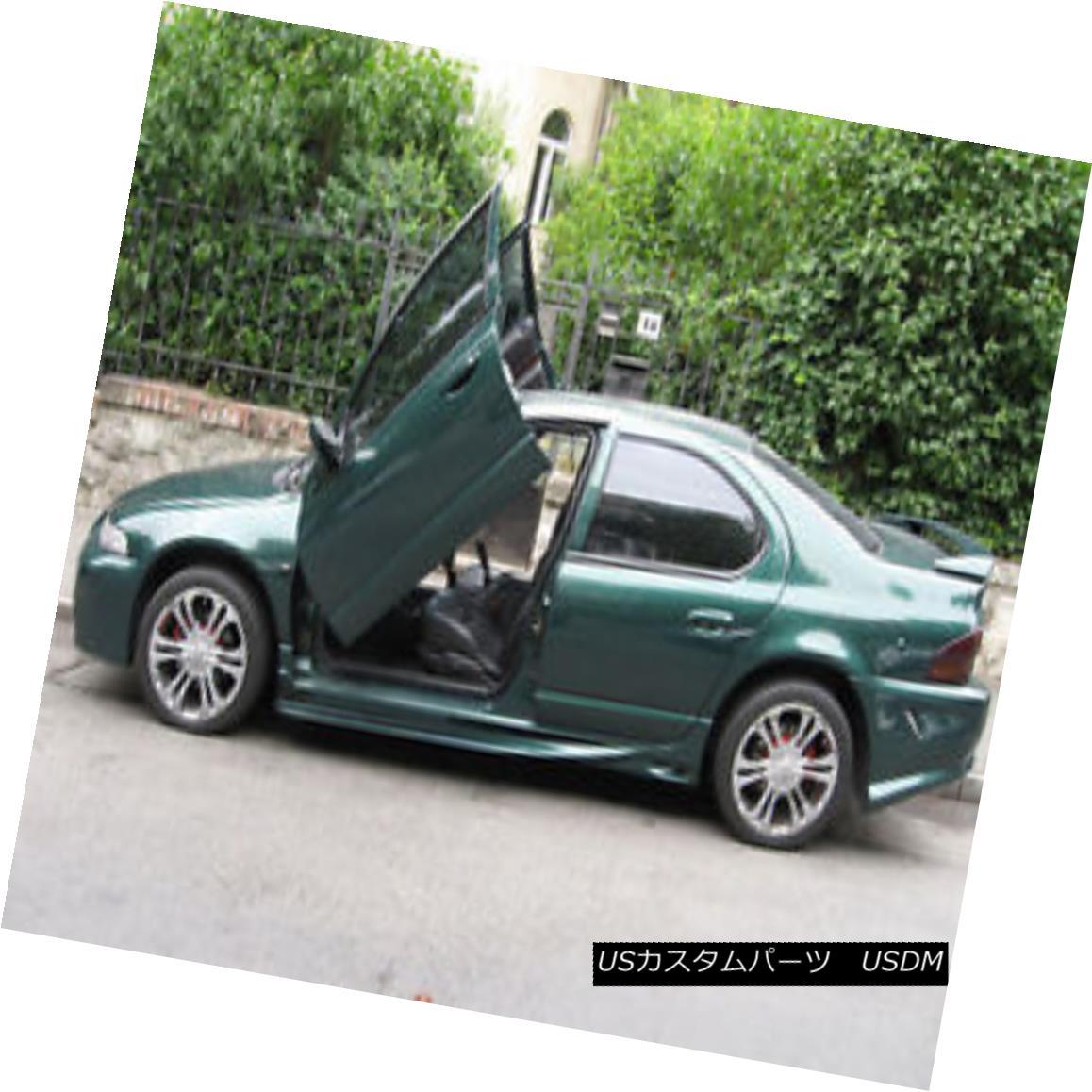 ガルウィングキット Dodge Stratus 95-00 Bolt-on Vertical Lambo Doors by