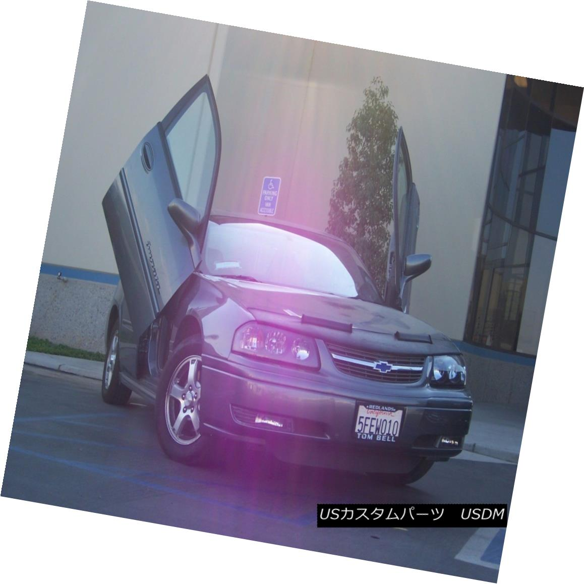 ガルウィングキット Chevy Impala 2000-2005 Bolt-on Vertical Lambo Doors Chevy Impala 2000-2005 Bolt-on Vertical Lambo Doors