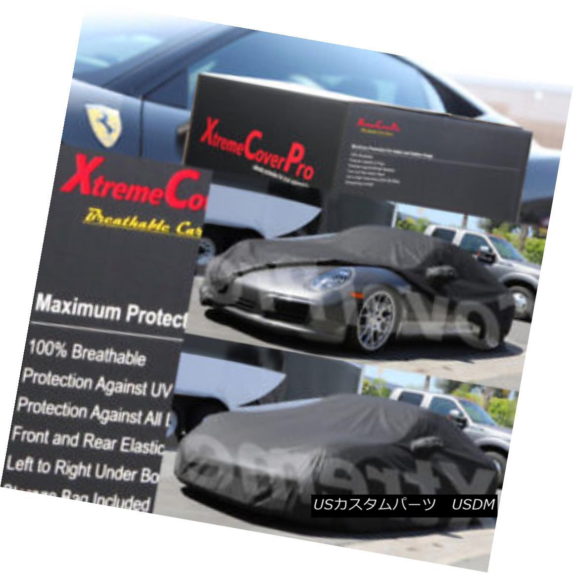 カーカバー CUSTOM FIT CAR COVER 2016 2017 2018 Porsche 911 Carrera 4 4S カスタムフィットカーカバー2016 2017 2018ポルシェ911カレラ4 4S