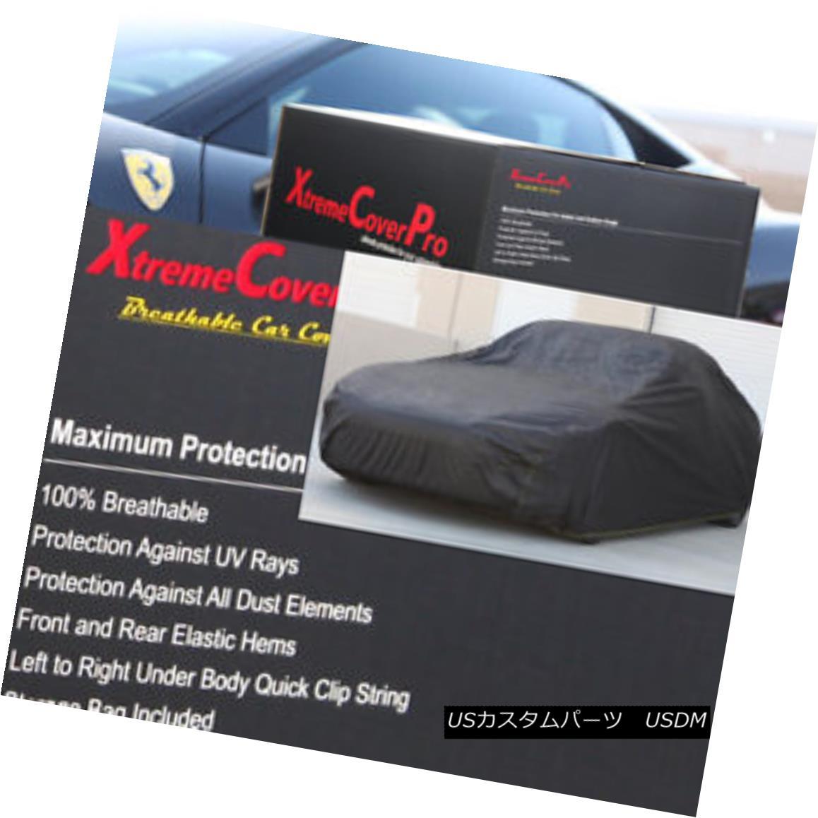 カーカバー 1999 2000 2001 2002 Suzuki Esteem Breathable Car Cover Breathable Car Cover 1999年2000 2001年2002年スズキエスティメム通気性車カバー通気性車カバー