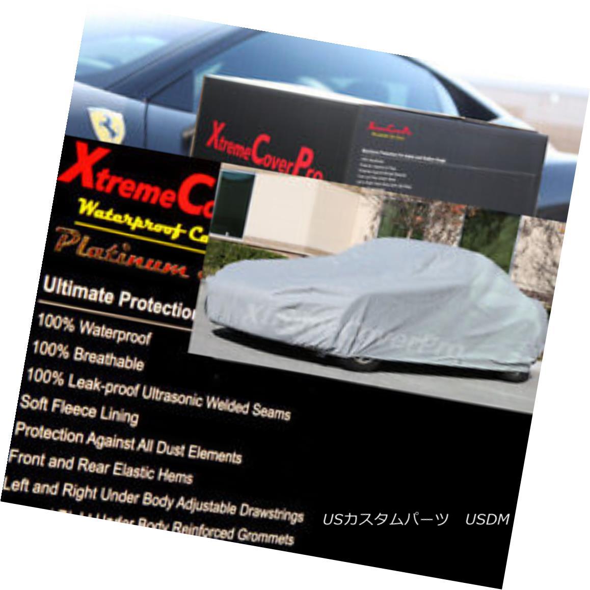 カーカバー 2015 JEEP WRANGLER Waterproof Car Cover - Gray 2015 JEEP WRANGLER防水カーカバー - グレー