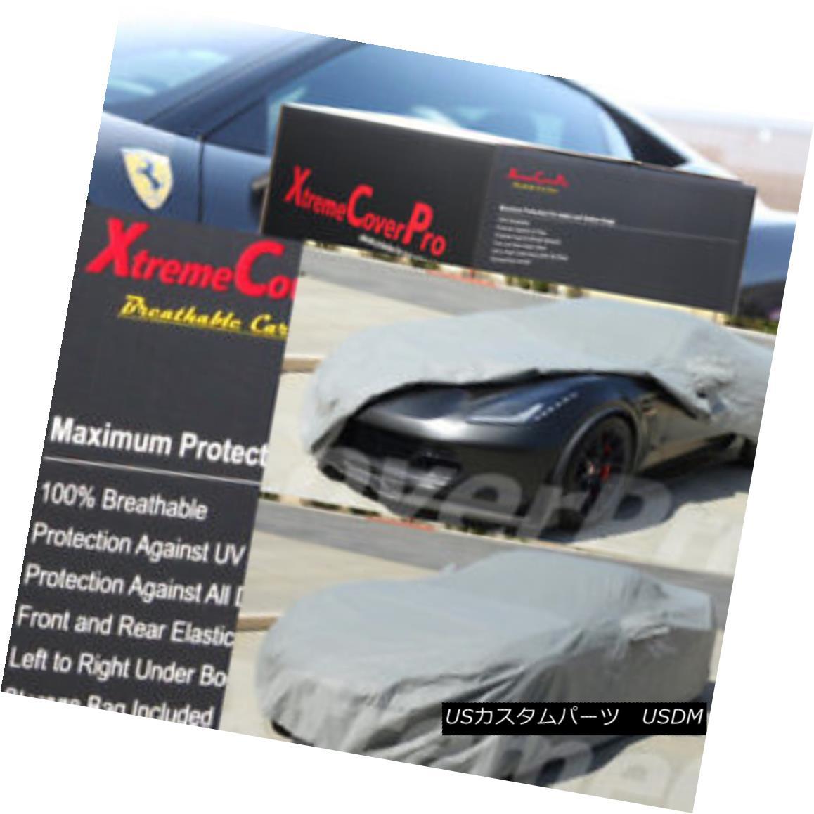 カーカバー CUSTOM FIT CAR COVER FOR 2005 2006 2007 2008 2009 2010 2011 2012 Chevy Corvette カスタムフィット・カー・カバー2005年2007年2008年2009年2010年2011年シボレー・コルベット