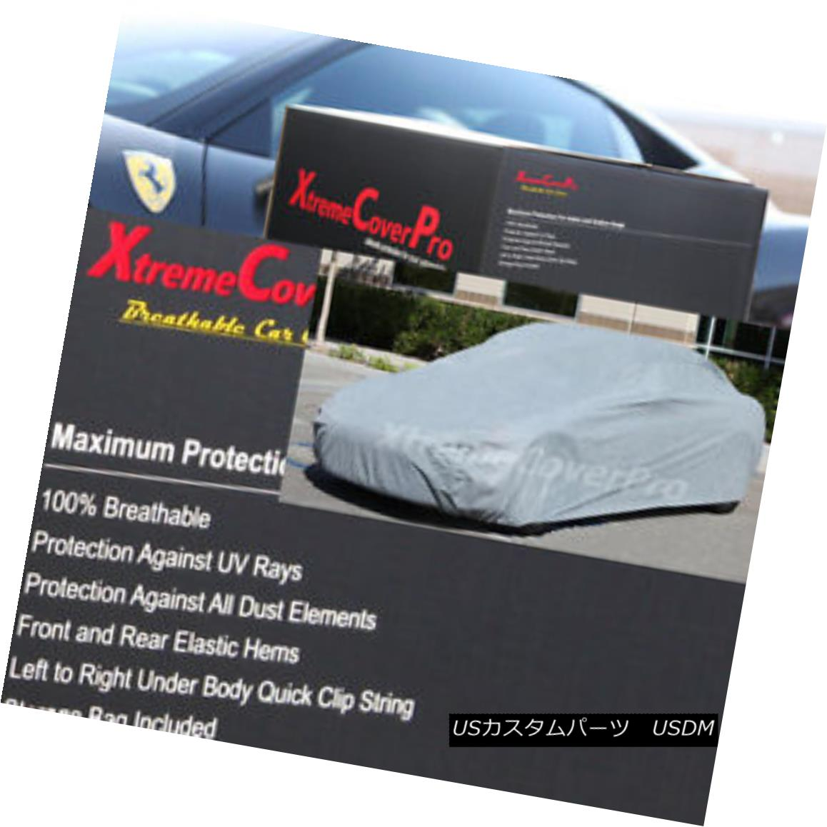 カーカバー 2016 MERCEDES-BENZ SLK300 SLK350 SLK55 BREATHABLE CAR COVER - GREY 2016年MERCEDES-BENZ SLK300 SLK350 SLK55ブレーキカーカバー - グレー