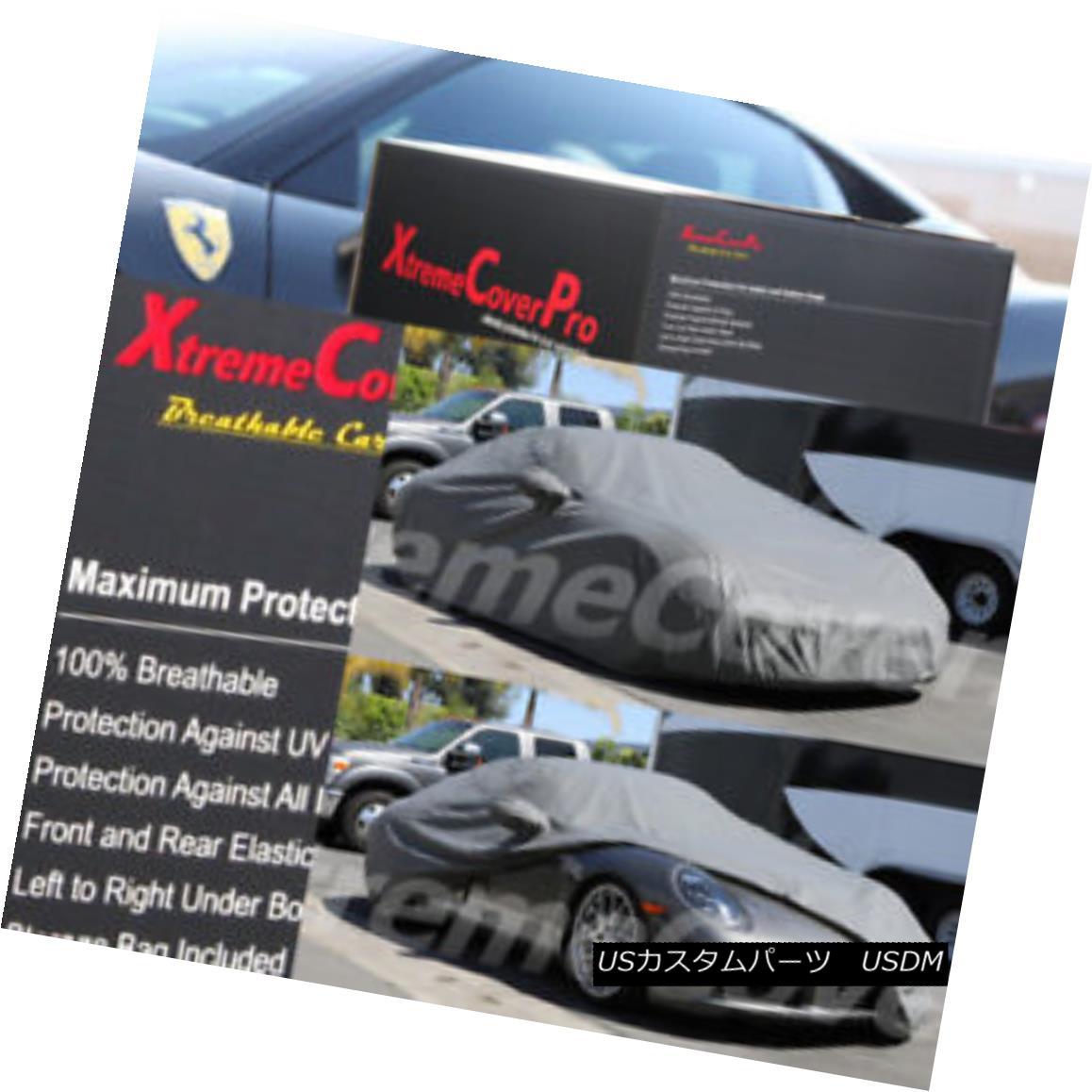 カーカバー CUSTOM FIT CAR COVER 2004 2005 2006 2007 2008 Porsche 911 Carrera Carrera 4 4S カスタムフィットカーカバー2004 2005 2006 2007 2008ポルシェ911カレラカレラ4 4S