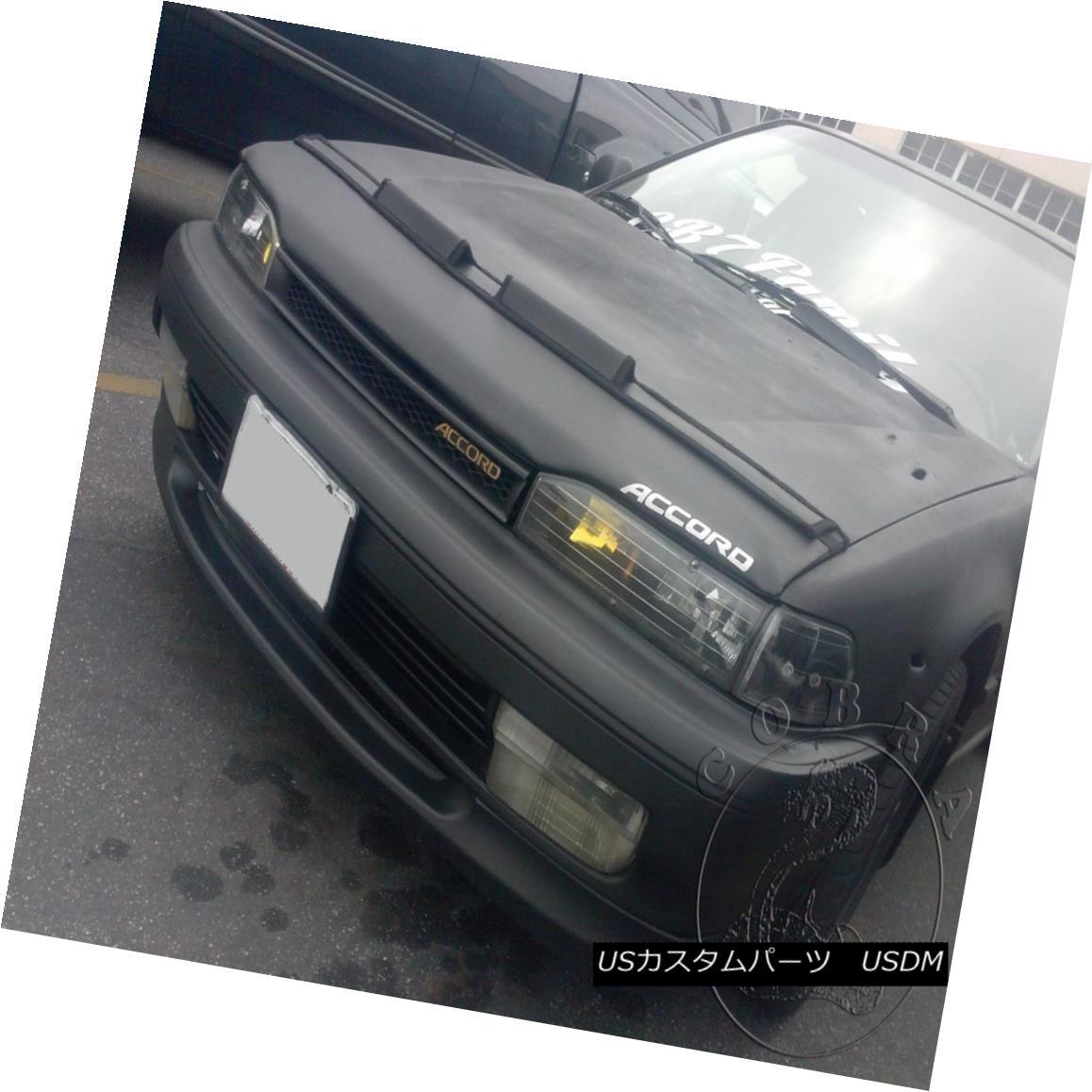 Car Bonnet Hood Bra For Honda Accord CB7 1990 1991 1992 1993