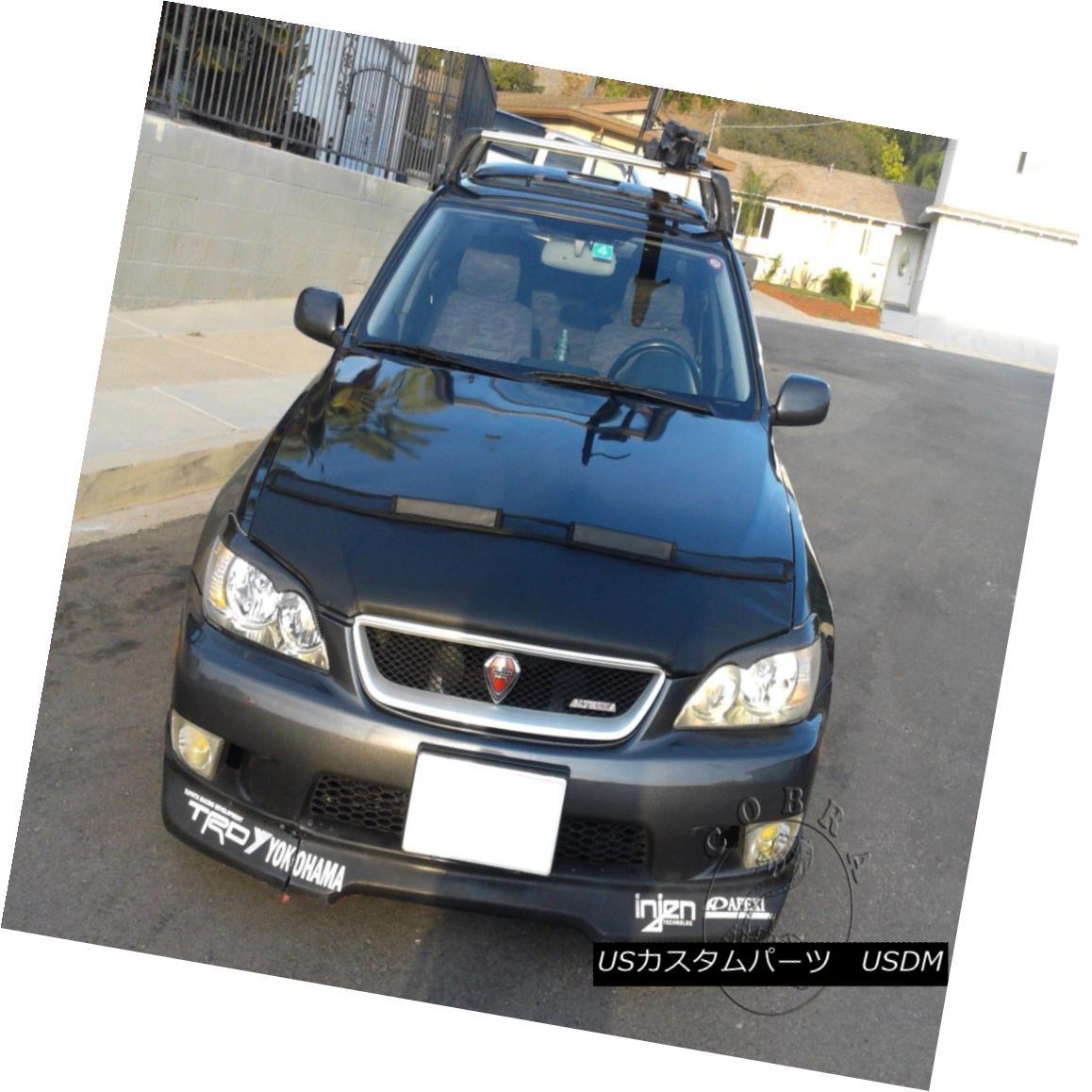 フルブラ ノーズブラ Car Hood Bra Fits LEXUS IS300 IS200 IS TOYOTA Altezza 99 2000 01 02 03 04 05 カーフードブラジャーLEXUS IS300 IS200 IS TOYOTA Altezza 99 2000 01 02 03 04 05
