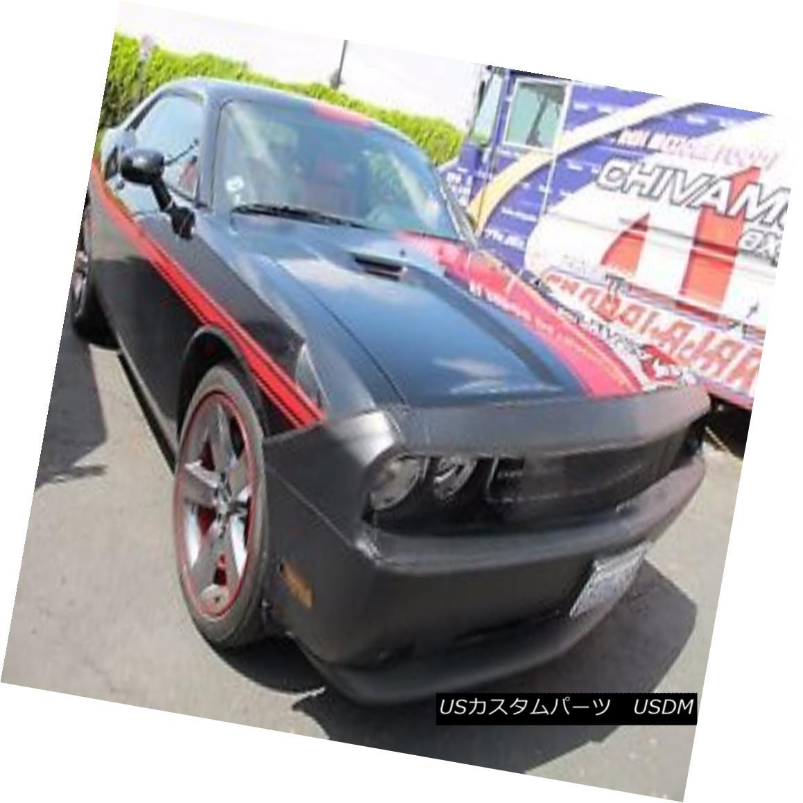 フルブラ ノーズブラ Colgan Front End Mask Bra 1pc. Fits Dodge Challenger 2011-2014 W/Tag EXC.SRT8 コルガンフロントエンドマスクブラ1pc フィットダッジチャレンジャー2011-2014 W /タグEXC.SRT8