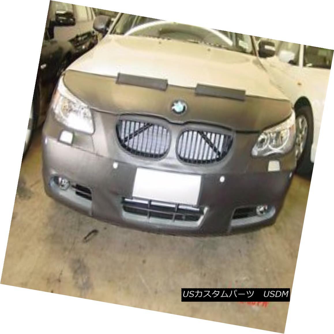 Colgan Front End Mask Bra 2pc.Fits BMW 525i 530i 545i 550i 01-03 W//O License