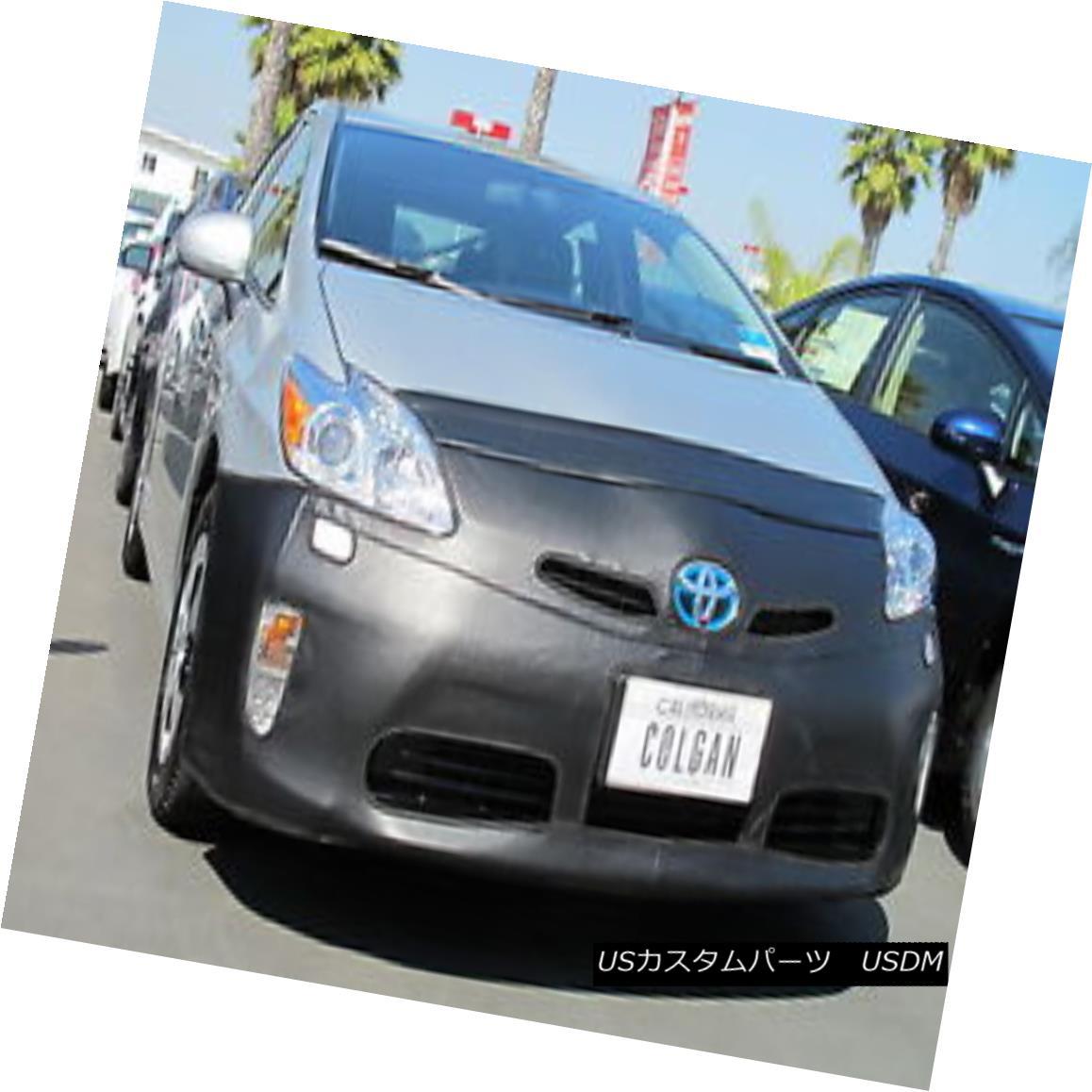フルブラ ノーズブラ Colgan Front End Mask Bra 2pc. Fits Toyota Prius 2012-2015 W/O Lic.Plate,W/Wash コルガンフロントエンドマスクブラ2pc Toyota Prius 2012-2015 W / O Lic.Plate、W / Wa shに適合