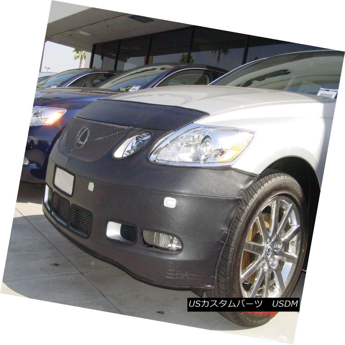 フルブラ ノーズブラ Colgan Front End Mask Bra 2pc. Fits Lexus GS300 GS430 GS450H 2006-07 W/Lic.Plate コルガンフロントエンドマスクブラ2pc Lexus GS300 GS430 GS450H 2006-07 W / Lic.Plateに適合