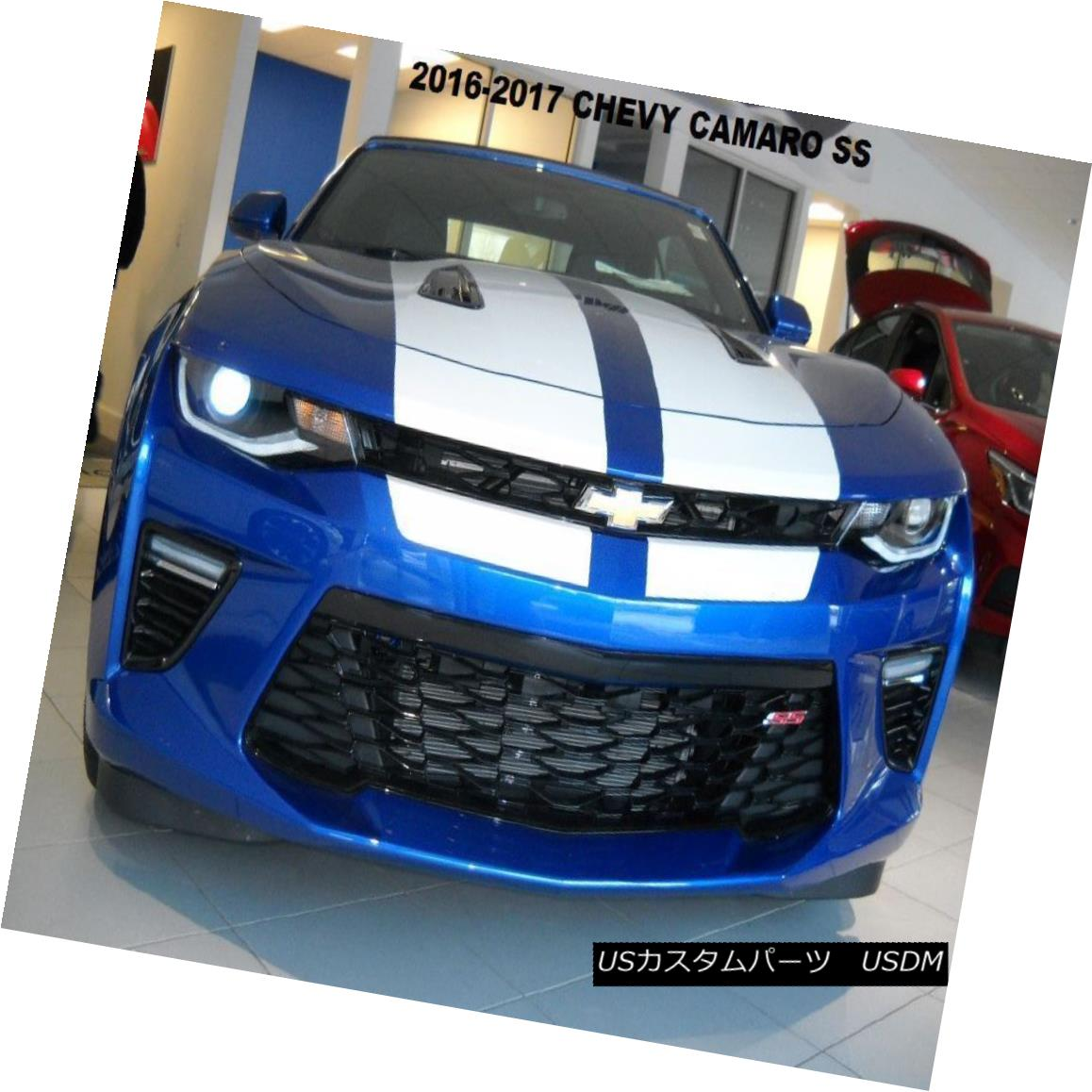 Lebra Front End Mask Cover Bra Fits 2014 2015 14 15 Chevy Camaro SS