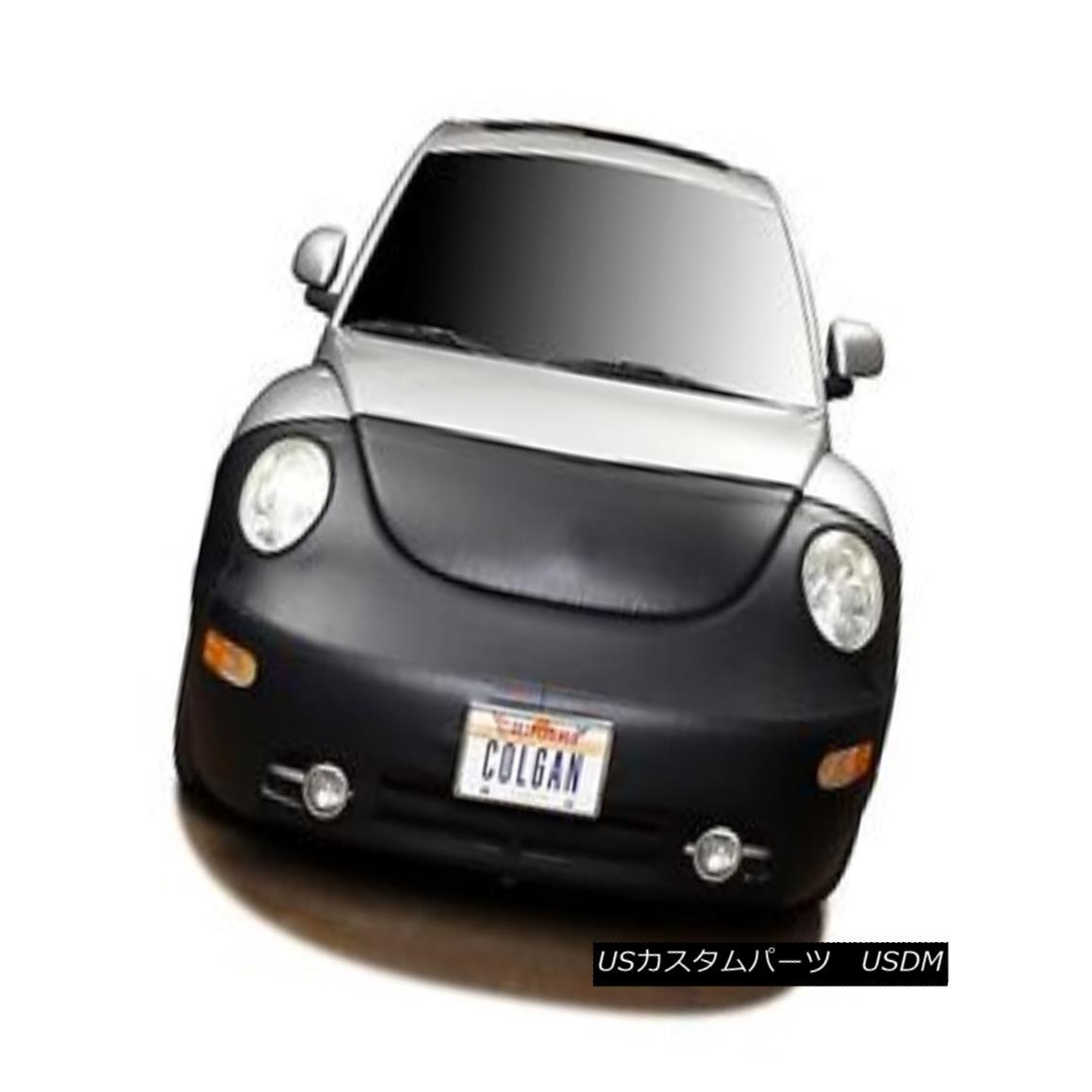 フルブラ ノーズブラ Colgan CF Front End Mask Bra 2pc Fits Toyota Sienna LE, XLE 2011-15 W/Lic. Plate Colgan CFフロントエンドマスクブラ2pcはトヨタSienna LE、XLE 2011-15 W / Licに適合します。 プレート