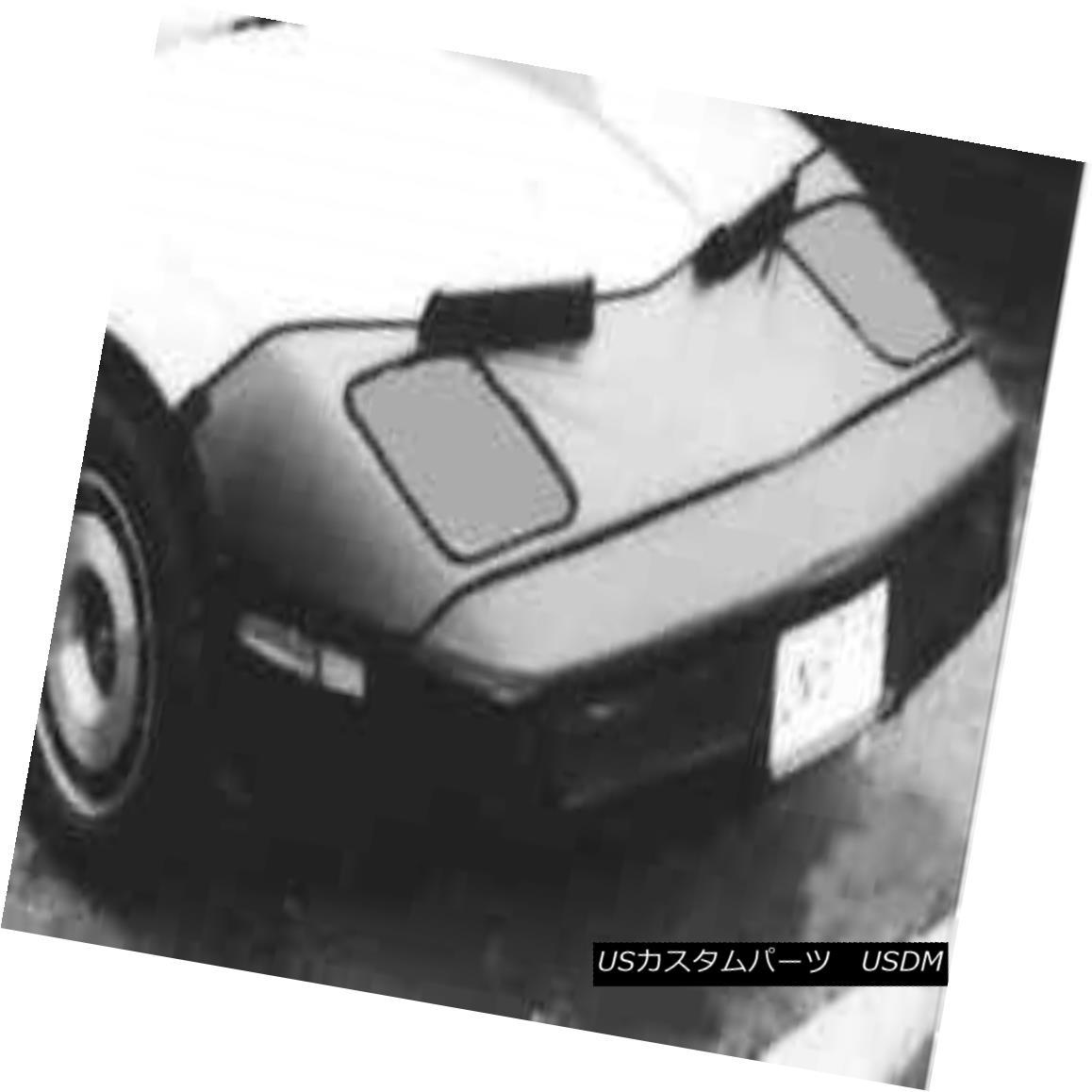フルブラ ノーズブラ Front End Mask Bra Fits 1984 1985-90 CHEVROLET CORVETTE フロントエンドマスクブラフィット1984 1985-90 CHEVROLET CORVETTE