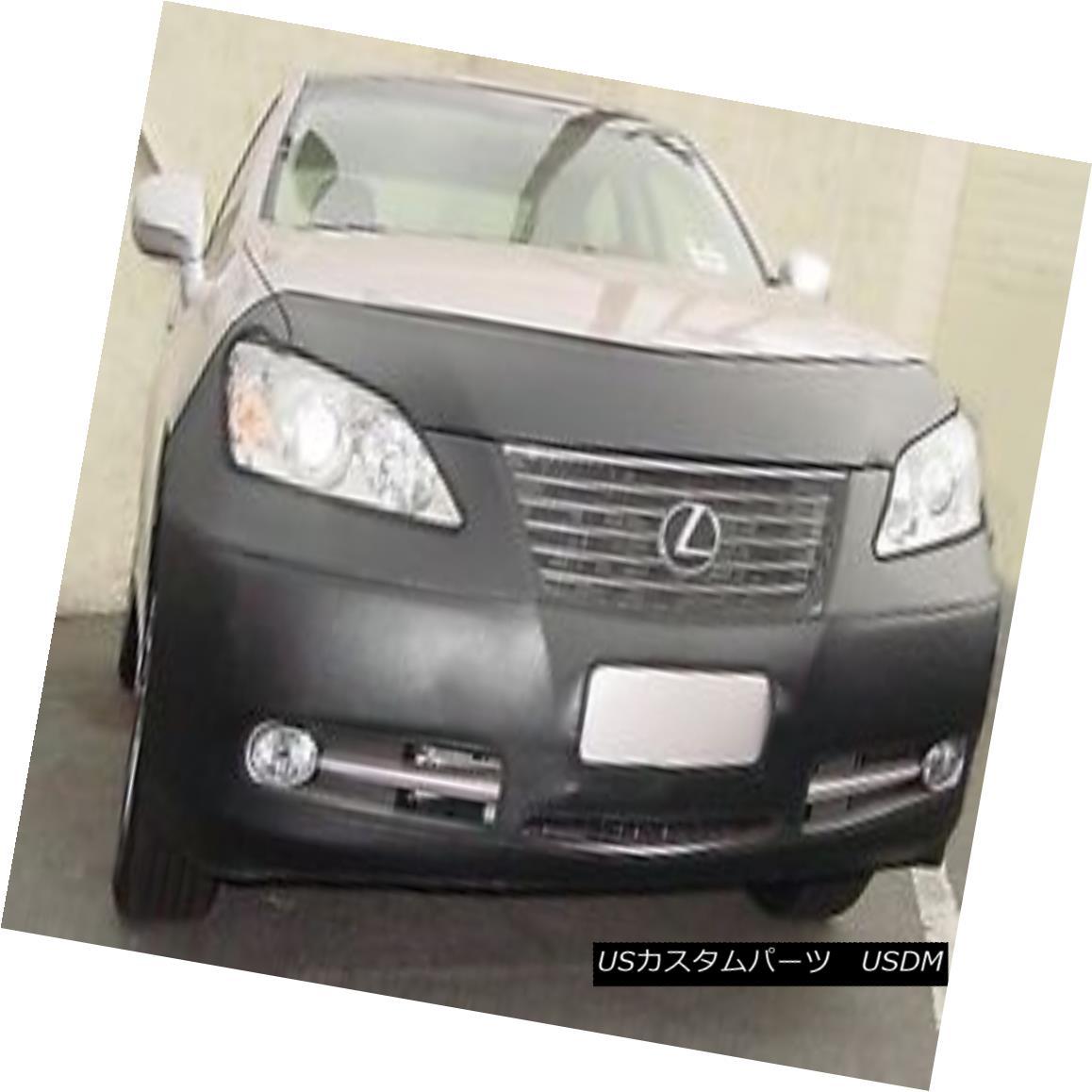 Plate,Sensors Fits Lexus ES350 2007-2009 W//O Lic Colgan Front End Mask Bra 2pc