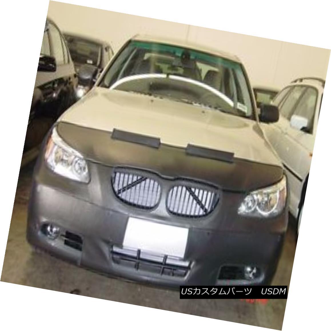 フルブラ ノーズブラ Colgan Front End Mask Bra 2pc.Fits BMW 525i 530i 545i 550i 04-07 W/licen.W/Emble コルガンフロントエンドマスクブラ2pc.フィットBMW 525i 530i 545i 550i 04-07 W /ライオンW / Embl e