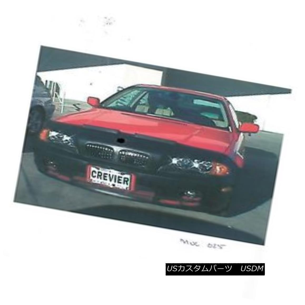 Colgan Front End Mask Bra 2pc Fits Toyota Prius 2010-2011 W//License Plate