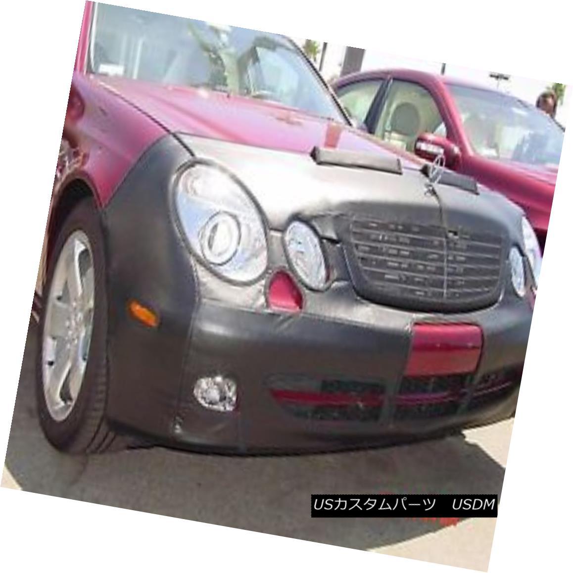 フルブラ ノーズブラ Colgan Front End Mask Bra 2pc. Fits Mercedes-Benz E320 & E350 W/ Tag 2003-2006 コルガンフロントエンドマスクブラ2pc メルセデスベンツE320& E350 W /タグ2003-2006