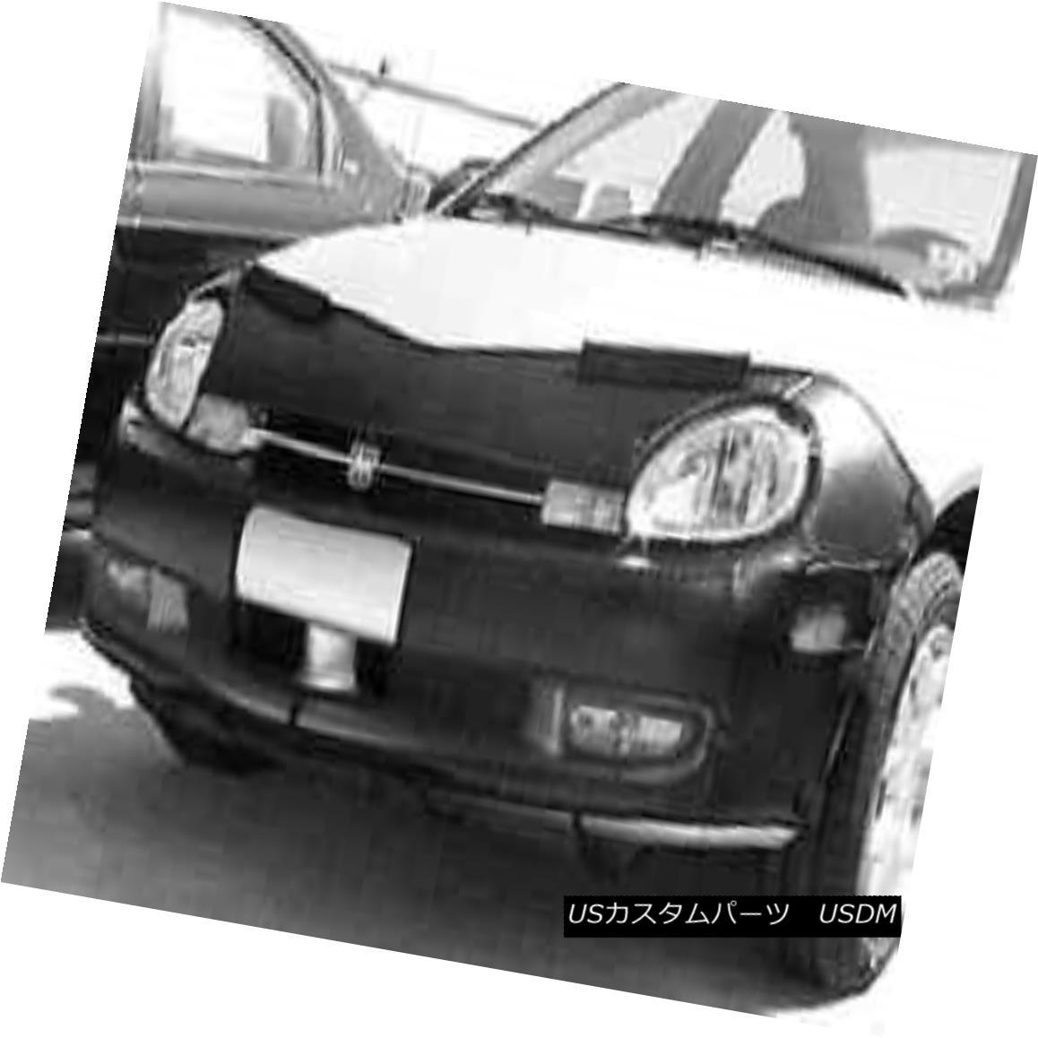 フルブラ ノーズブラ Front End Mask Bra Fits Dodge Neon with or without fog lights 2000-2001 フロントエンドマスクブラは、かぶり灯の有無に関わらず、ドッジネオンにフィットします。2000-2001