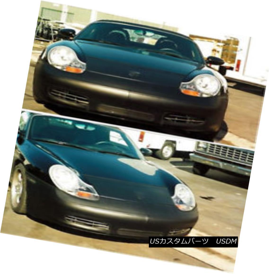 フルブラ ノーズブラ Colgan Front End Mask Bra 2pc. Fits Porsche Boxster S 2000-2002 W/O Lic.Plate  コルガンフロントエンドマスクブラ2pc ポルシェBoxster S 2000-2002 W / O Lic.Plateに適合