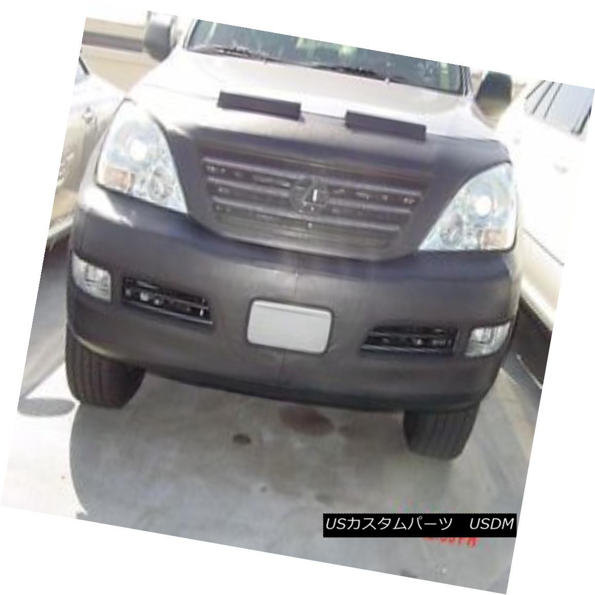 フルブラ ノーズブラ Colgan Front End Mask Bra 2pc. Fits Lexus GX470 2003-2009 W/O Lic.Plate コルガンフロントエンドマスクブラ2pc Lexus GX470 2003-2009 W / O Lic.Plateに適合