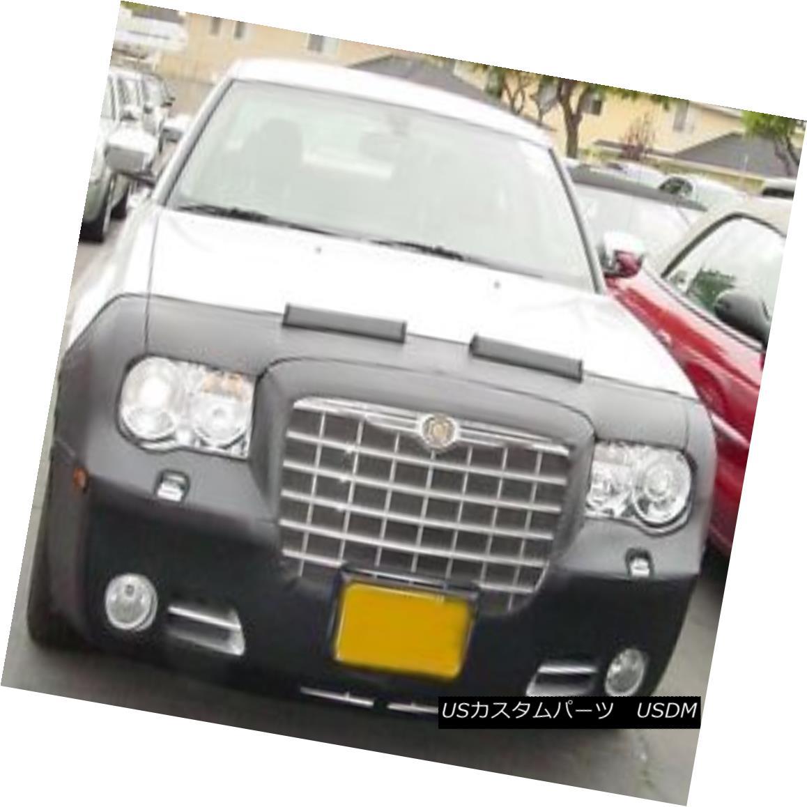 フルブラ ノーズブラ Colgan Front End Mask Bra 2pc. Fits Chrysler 300C Sedan & Hemi 05-2010 W/OTAG コルガンフロントエンドマスクブラ2pc クライスラー300Cセダン& Hemi 05-2010 W / OTAG