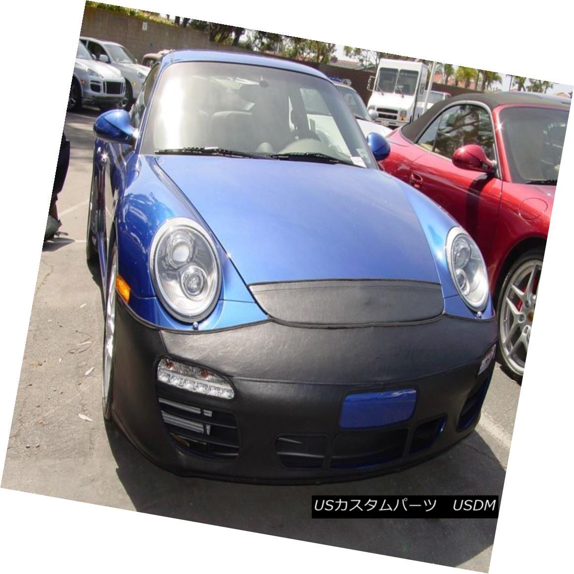 フルブラ ノーズブラ Colgan Front End Mask Bra 2pc. Fits Porsche 911 2009-2011 W/License Plate  コルガンフロントエンドマスクブラ2pc ポルシェ911 2009-2011 W /ナンバープレートに適合