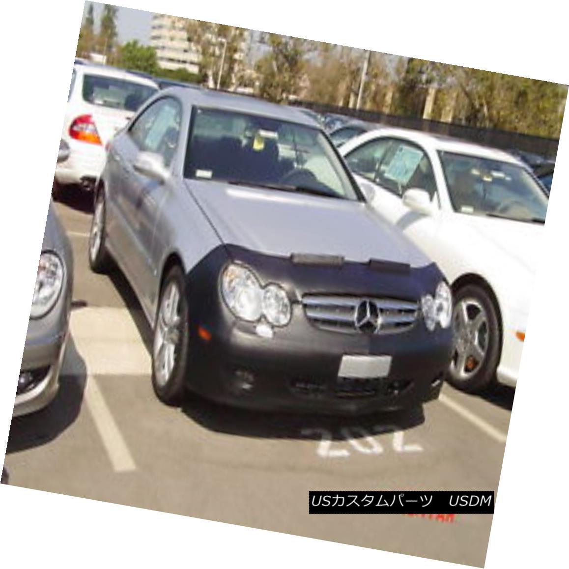 フルブラ ノーズブラ Colgan Front End Mask Bra 2pc. Fits Mercedes Benz CLK320 2003-2005 W/Lic. &Washr コルガンフロントエンドマスクブラ2pc Mercedes Benz CLK320 2003-2005 W / Licに適合します。 & Washr