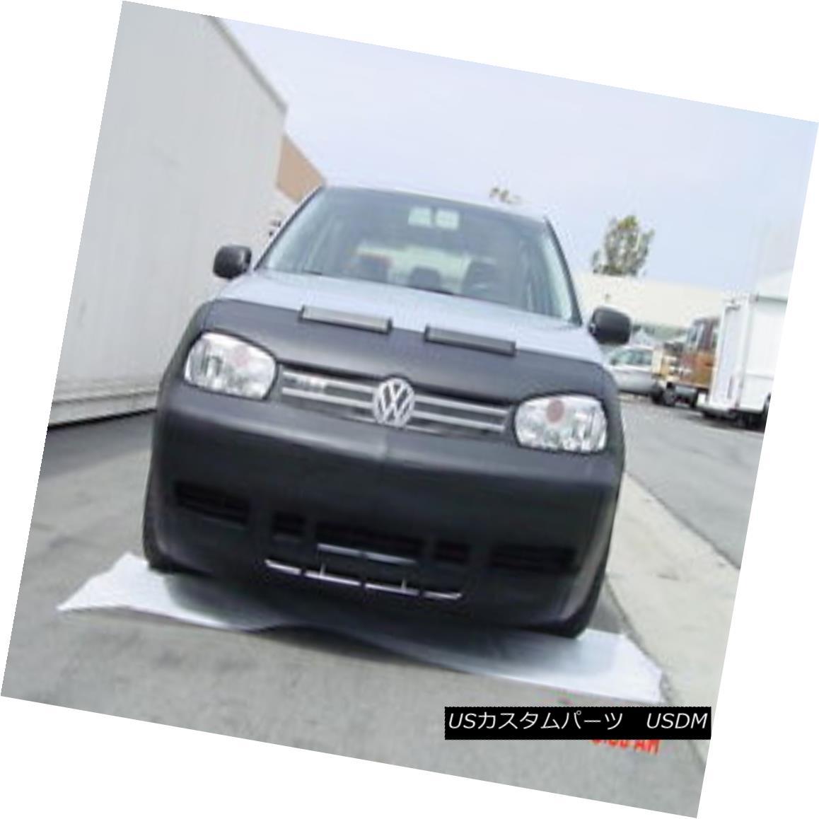 2pc. ノーズブラ VW Front Colgan Oタグ TDI TDI Bra & 1999-2004 Golf, VWゴルフ、GL、GLS、GTI& フルブラ 1999-2004 Tag コルガンフロントエンドマスクブラ2pc / Fits W/O End W GL,GLS,GTI Mask