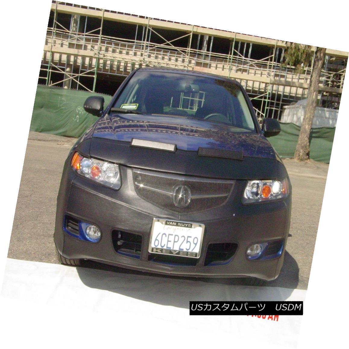フルブラ ノーズブラ Colgan 2pc. End Mask Bra + Mirror Covers Fits 2006-08 Acura TSX W/. Lic. Plate コルガン2個。 エンド・マスク・ブラ+ミラーカバーフィット2006-08アキュラTSX W /。 Lic。 プレート