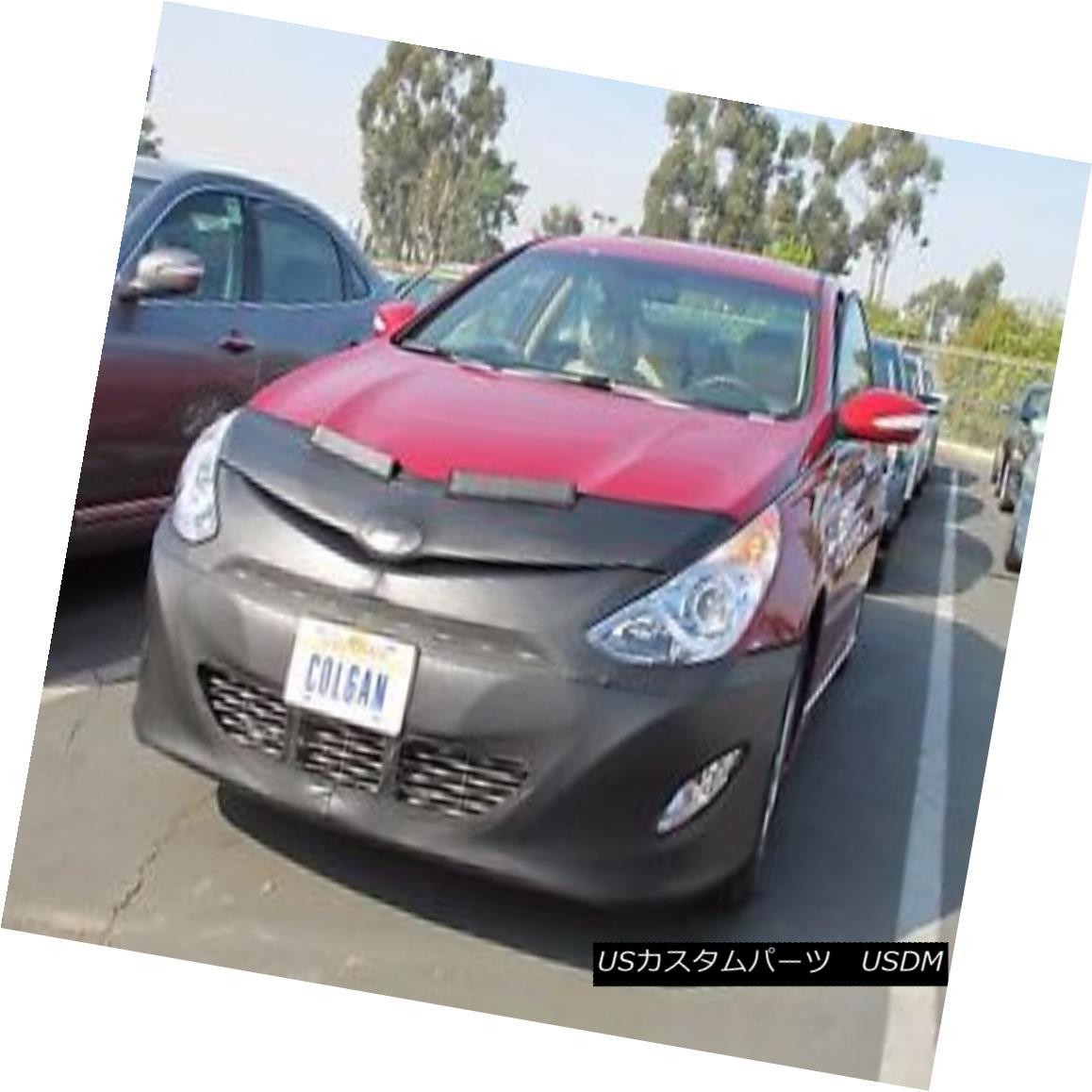 フルブラ ノーズブラ Colgan Front End Mask Bra 2pc. Fits Hyundai Sonata Hybrid 2011-2014 W/O License コルガンフロントエンドマスクブラ2pc Hyundai Sonata Hybrid 2011-2014 W / Oライセンスに適合