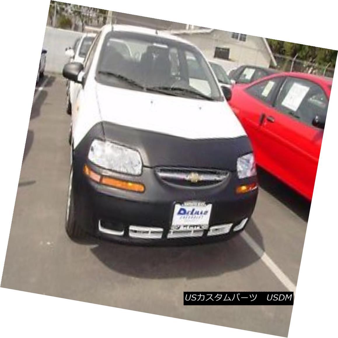 フルブラ ノーズブラ Colgan Front End Mask Bra 2pc. Fits Chevy Aveo W/Lic.plate 2004 2005 2006  コルガンフロントエンドマスクブラ2pc フィットChevy Aveo W / Lic.plate 2004 2005 2006