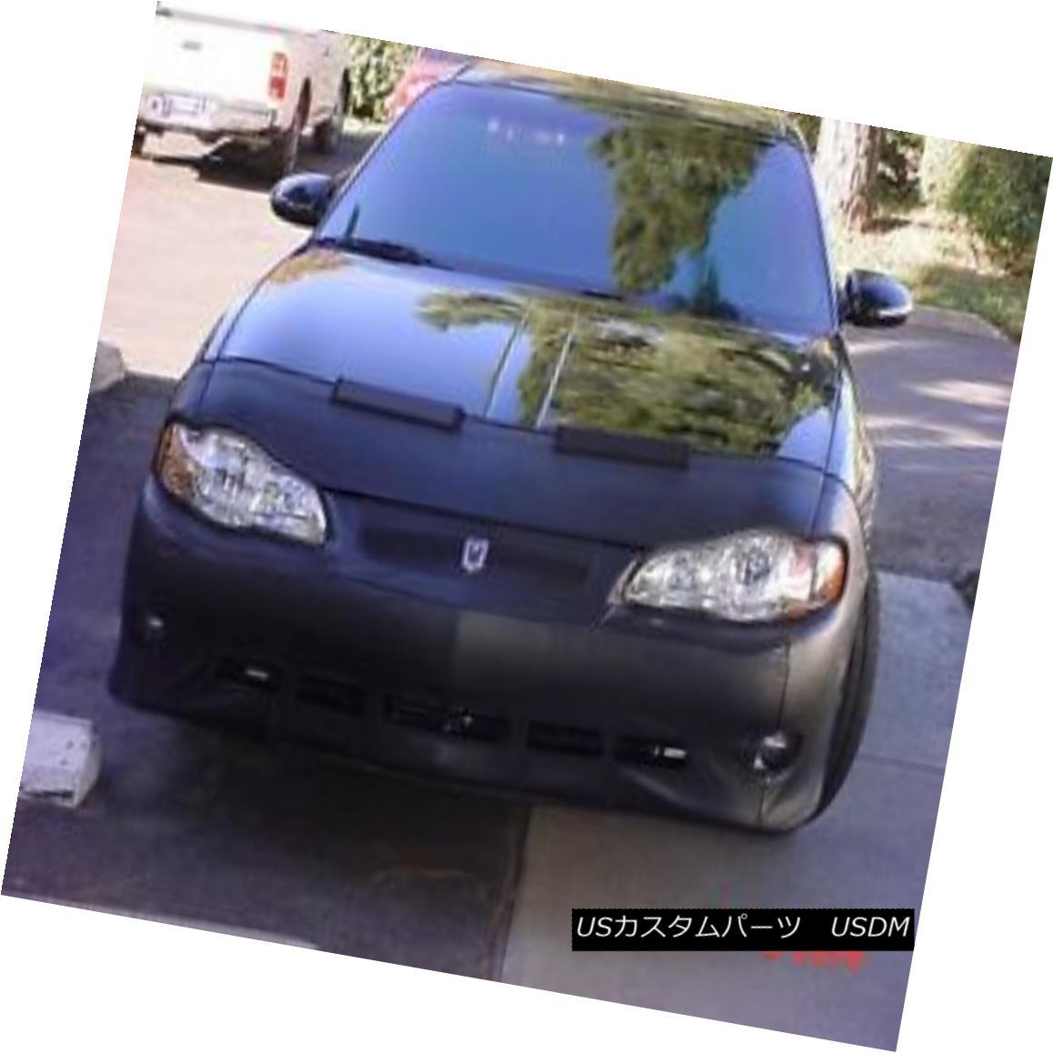 フルブラ ノーズブラ Colgan Front End Mask Bra 2pc. Fits Chevy Monte Carlo SS SuprCh 04-05 W/OTag   コルガンフロントエンドマスクブラ2pc Chevy Monte Carlo SS SuprChにフィットする04-05 W / OTag