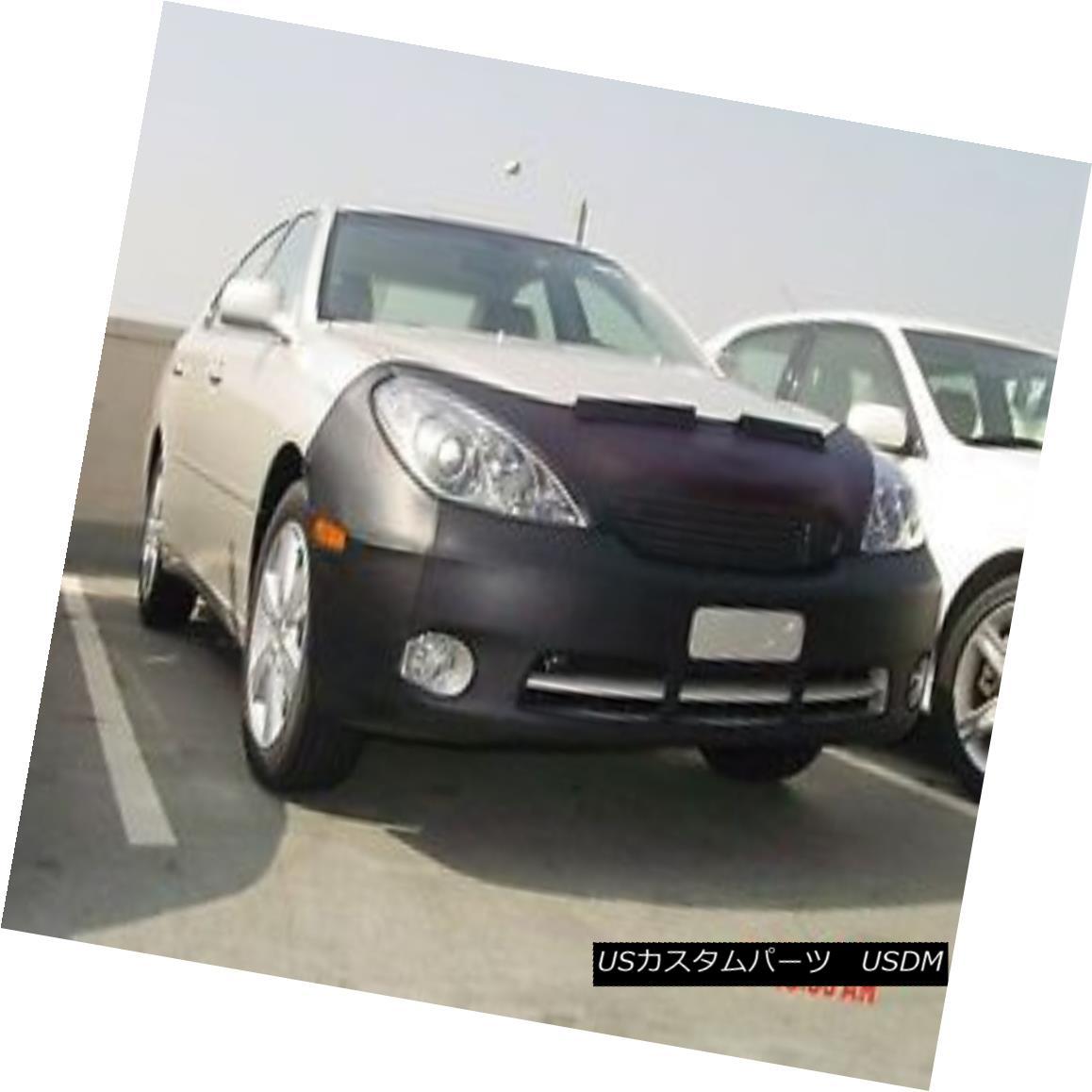 フルブラ ノーズブラ Colgan Front End Mask Bra 2pc. Fits Lexus ES330 Sedan 2004-2006 W/O Lic.Plate コルガンフロントエンドマスクブラ2pc Lexus ES330 Sedan 2004-2006 W / O Lic.Plateに適合