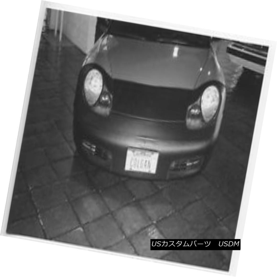フルブラ ノーズブラ Colgan Front End Mask Bra 2pc. Fits Porsche Boxster 1997-2002 W/ Lic.Plate  コルガンフロントエンドマスクブラ2pc Porsche Boxster 1997-2002 W / Lic.Plateに適合
