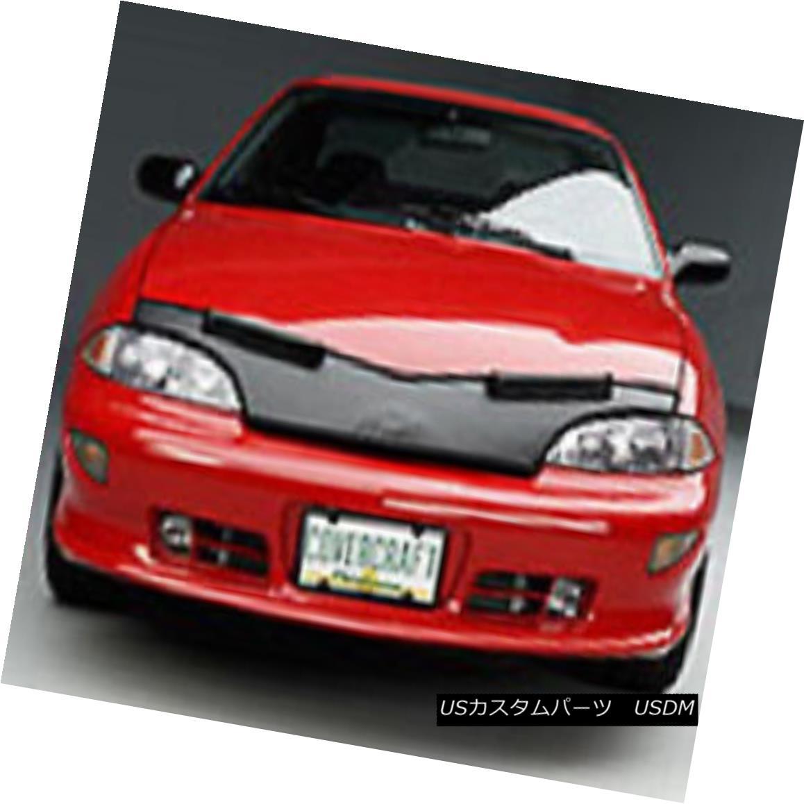 フルブラ ノーズブラ Mini Mask Bra Hood cover Fits Nissan Maxima 2000 thru 2003 ミニマスクブラジャーフードカバーは2000年から2003年の日産マキシマフィット