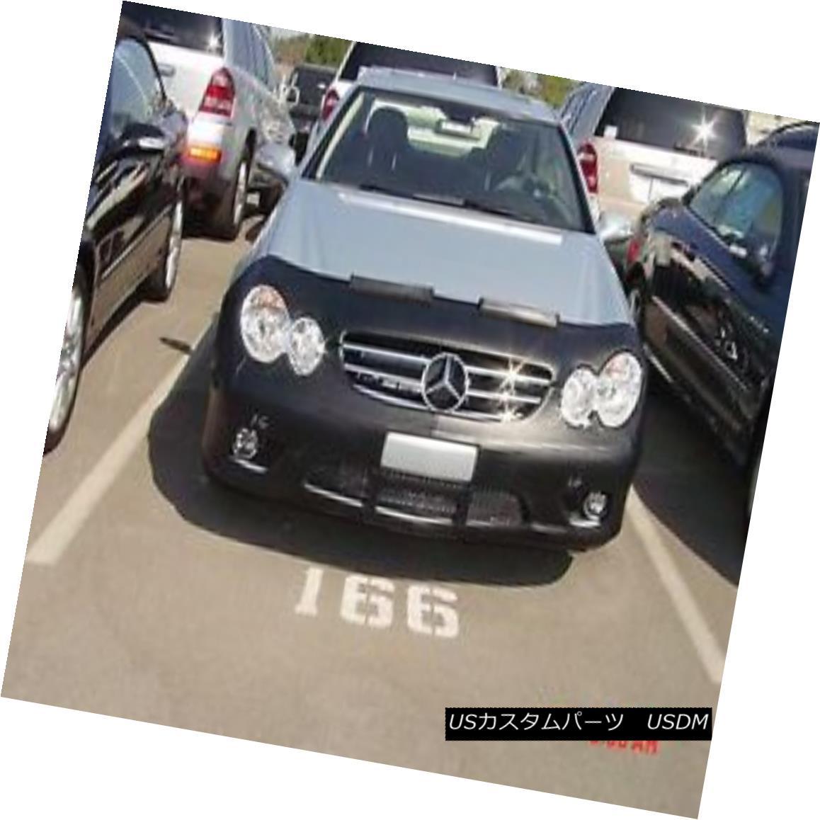 フルブラ ノーズブラ Colgan Front End Mask Bra 2pc. Fits Mercedes-Benz CLK55 2003-2005 W/O Lic. plate コルガンフロントエンドマスクブラ2pc Mercedes-Benz CLK55 2003-2005 W / O Licに適合します。 プレート