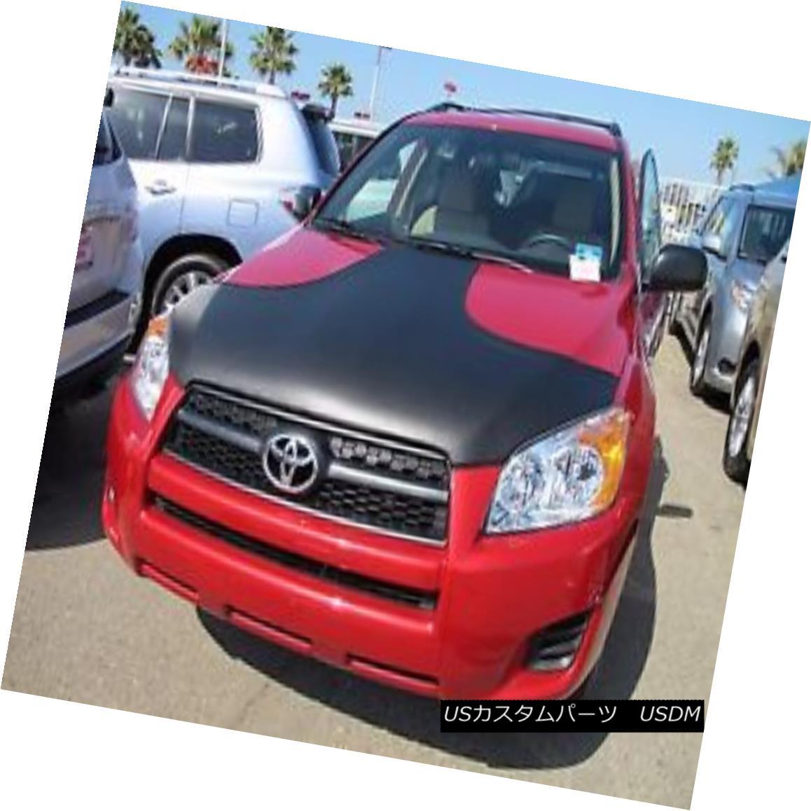 フルブラ ノーズブラ Colgan T-Style Hood Bra Mask Fits Toyota RAV4 2009-2012 トヨタRAV4 2009-2012にフィットするコルガンT型フードブラ