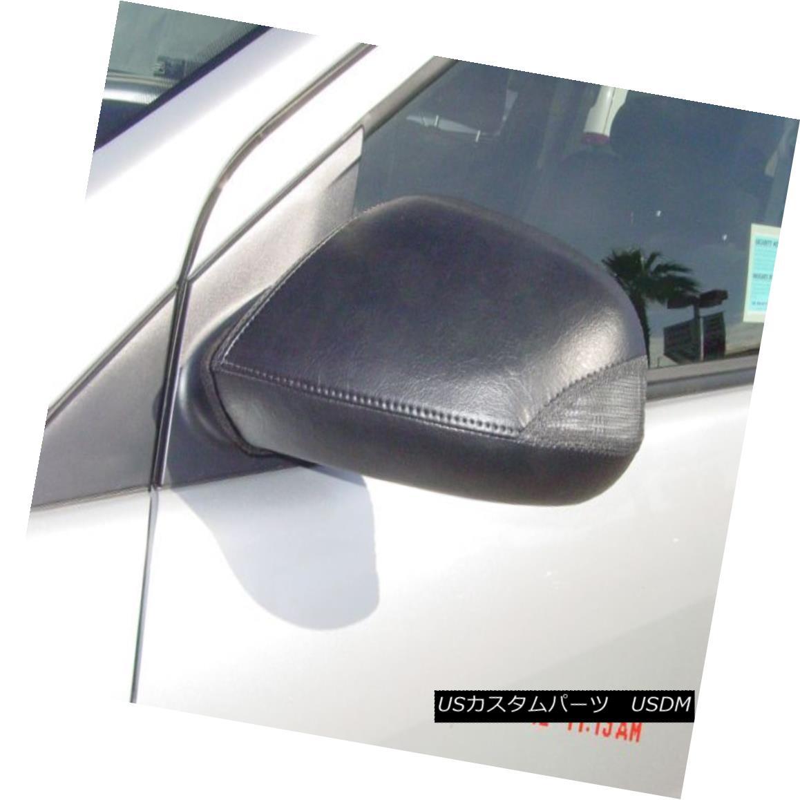 フルブラ ノーズブラ Colgan Car Mirror Covers Bra Protector Black Fits 2006-2007 SCION xA  コルガン車ミラーカバーブラジャープロテクターブラックフィット2006-2007 SCION xA