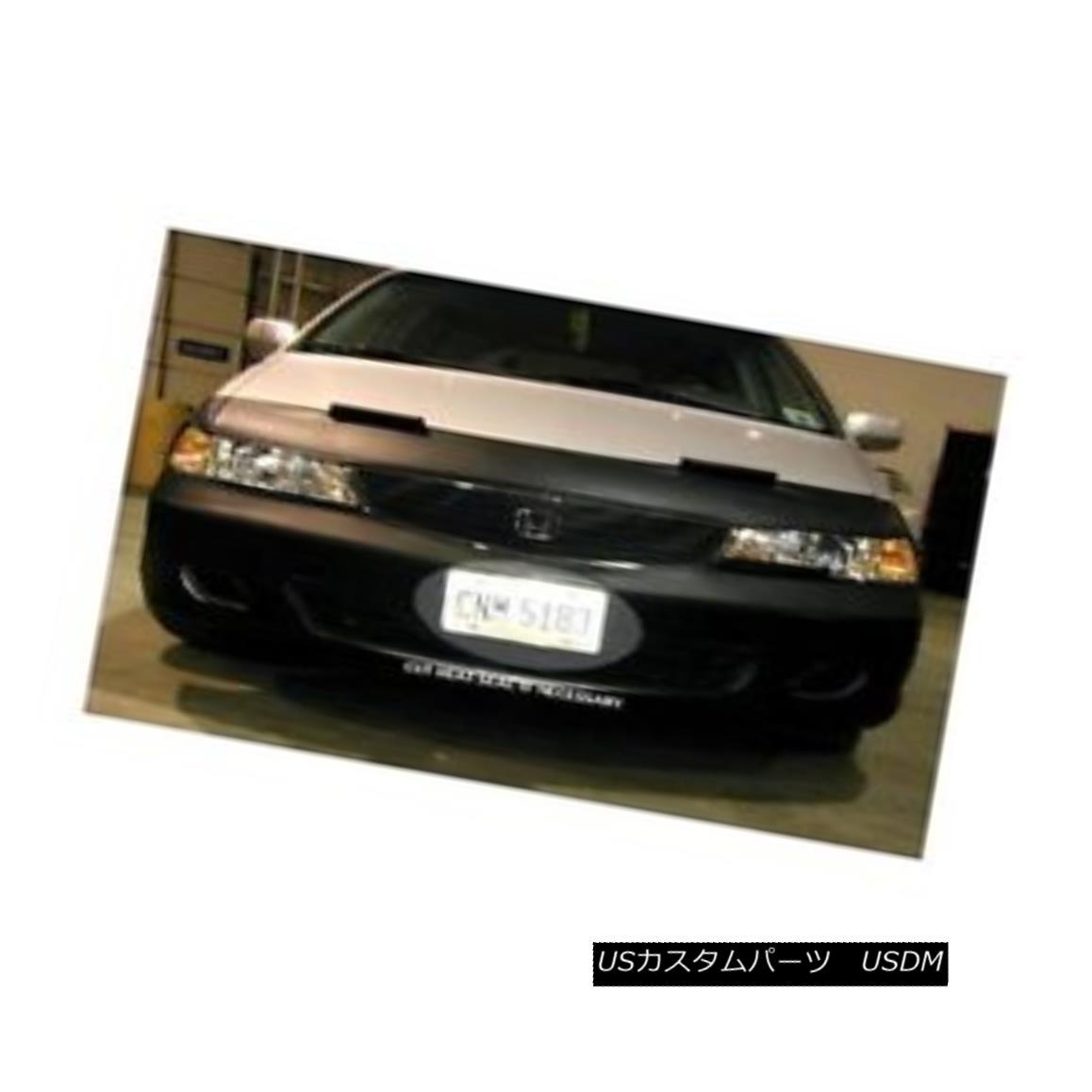 フルブラ ノーズブラ Lebra Front End Mask Cover Bra Fits HONDA Odyssey 1999-2004 LebraフロントエンドマスクカバーブラはHONDA Odyssey 1999-2004に適合