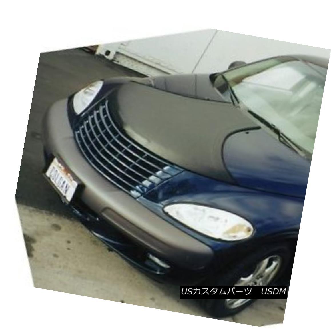 フルブラ ノーズブラ Colgan T-Style Hood Bra Mask Fits Chrysler PT Cruiser 2001-2010 コルガンT-スタイルのフードブラのマスクは、クライスラーPTクルーザー2001-2010に合う
