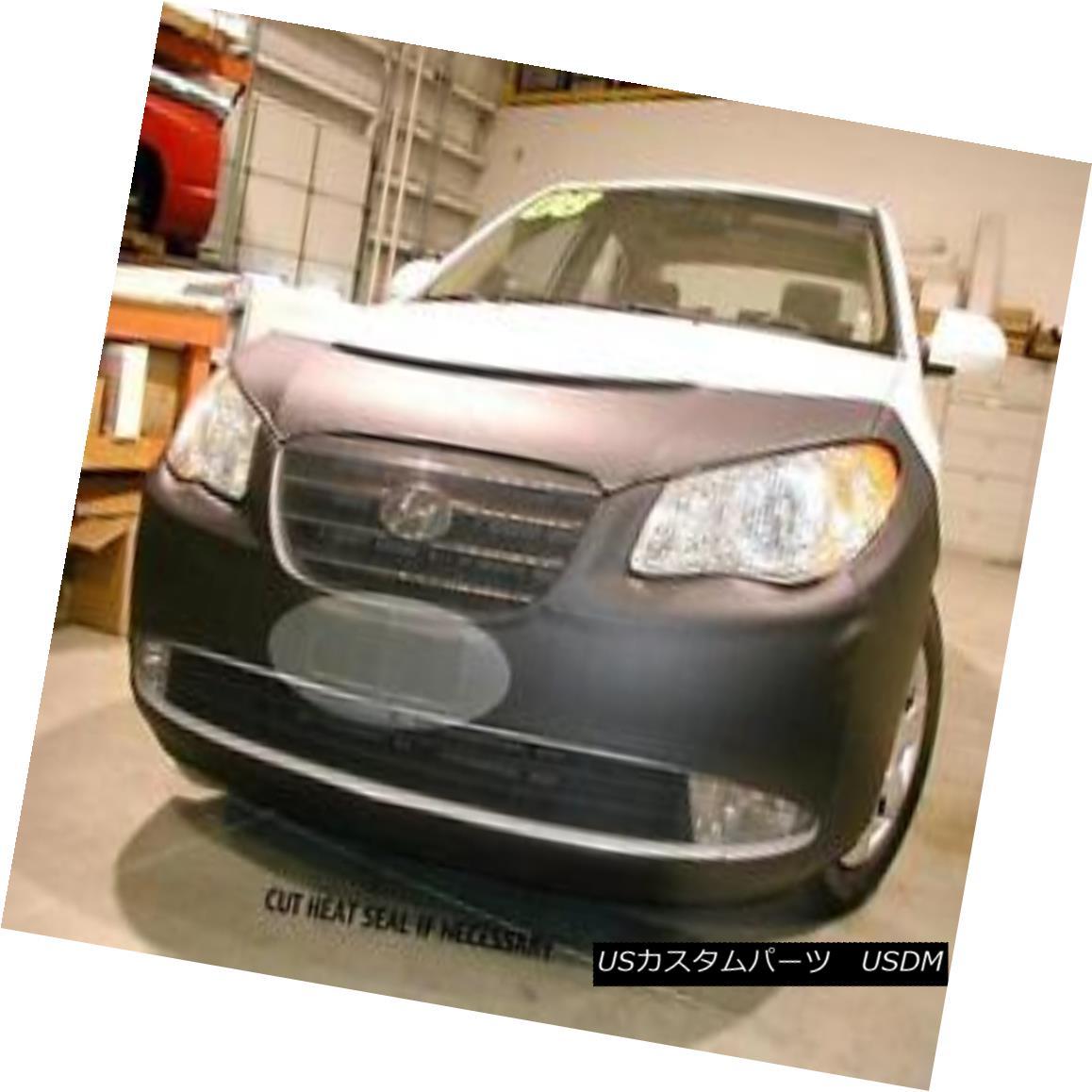 フルブラ ノーズブラ Lebra Front End Mask Cover Bra Fits 2007-2010 Hyundai Elantra  Lebraフロントエンドマスクカバーブラフィット2007-2010 Hyundai Elantra